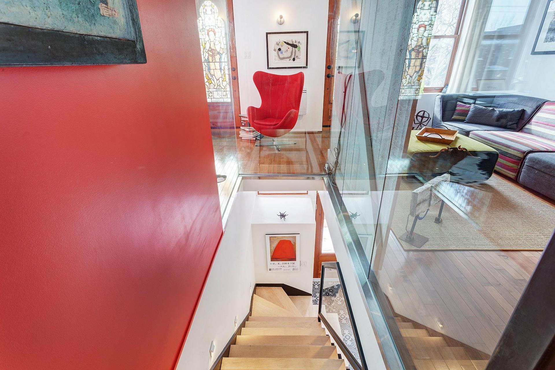 image 14 - Apartment For sale Rosemont/La Petite-Patrie Montréal  - 13 rooms