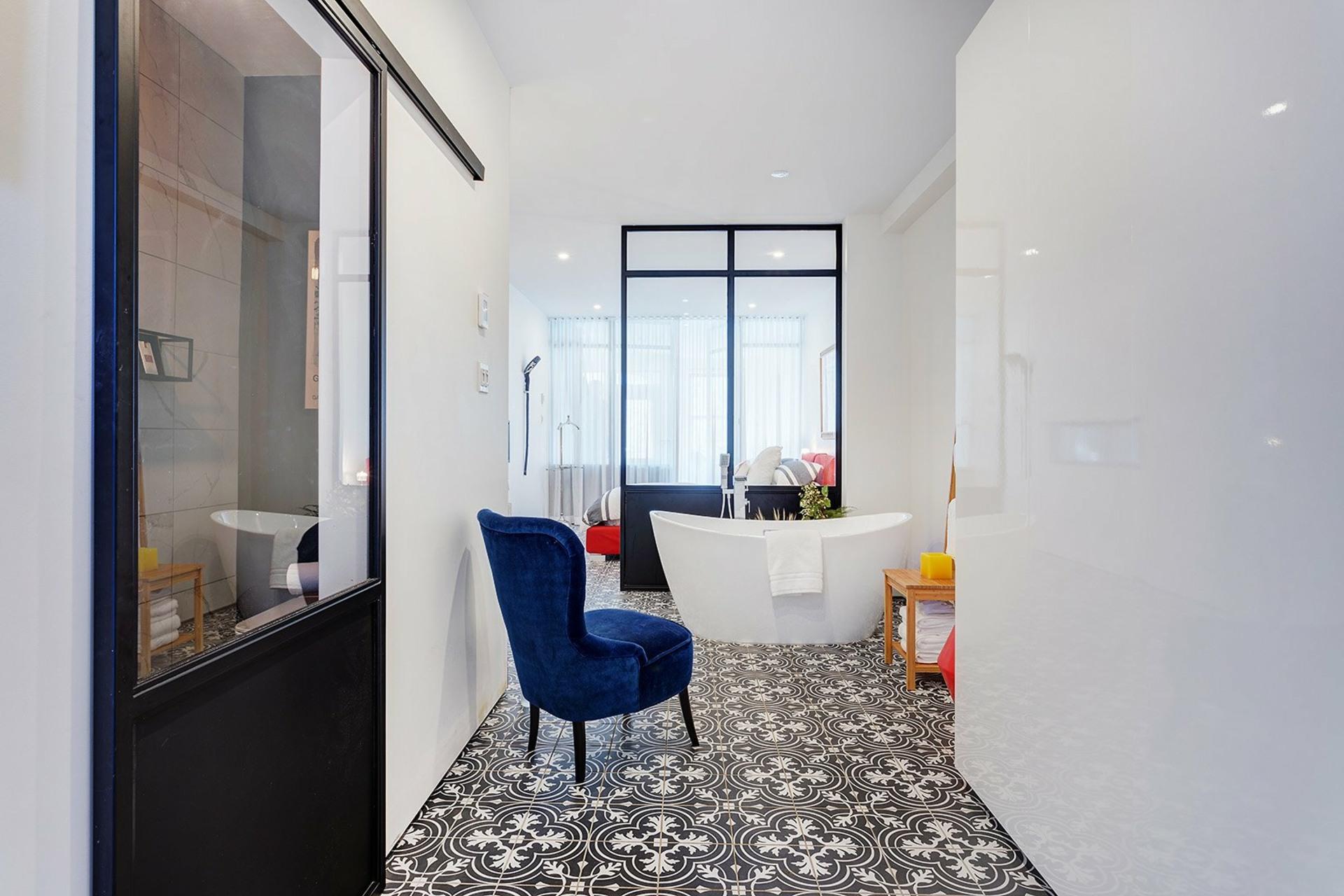 image 8 - Apartment For sale Rosemont/La Petite-Patrie Montréal  - 13 rooms