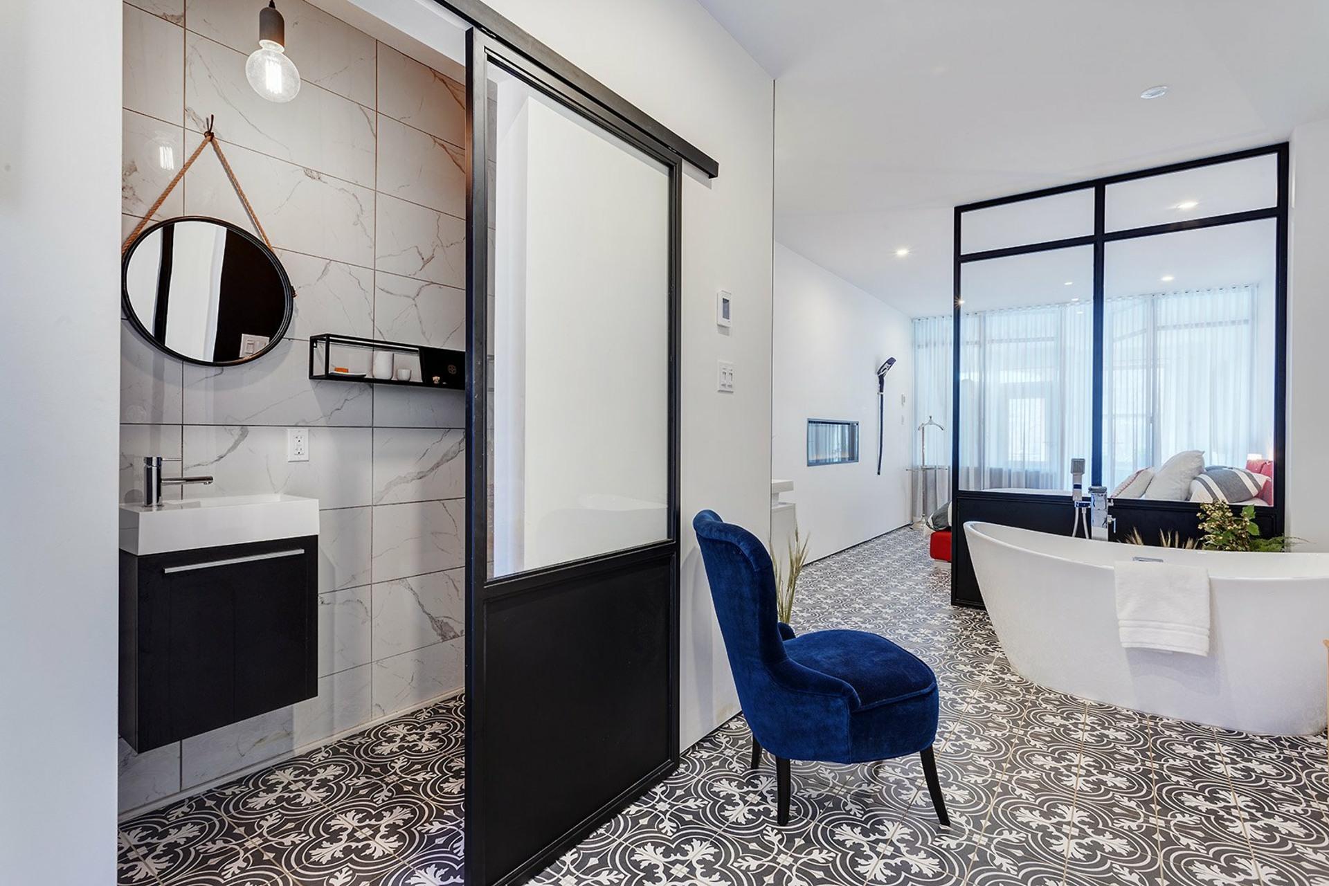 image 9 - Apartment For sale Rosemont/La Petite-Patrie Montréal  - 13 rooms