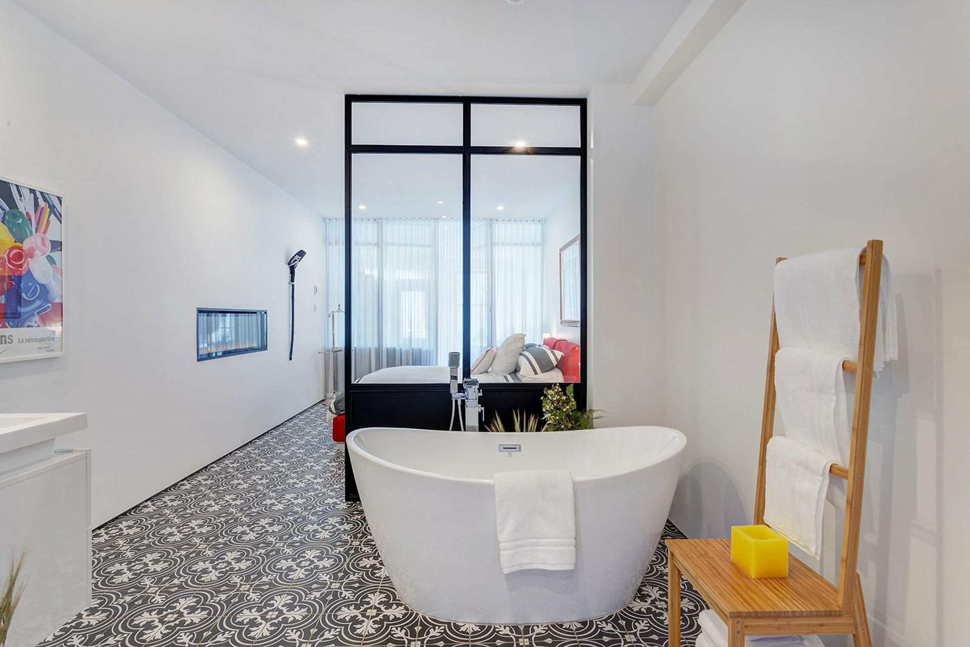 image 10 - Apartment For sale Rosemont/La Petite-Patrie Montréal  - 13 rooms