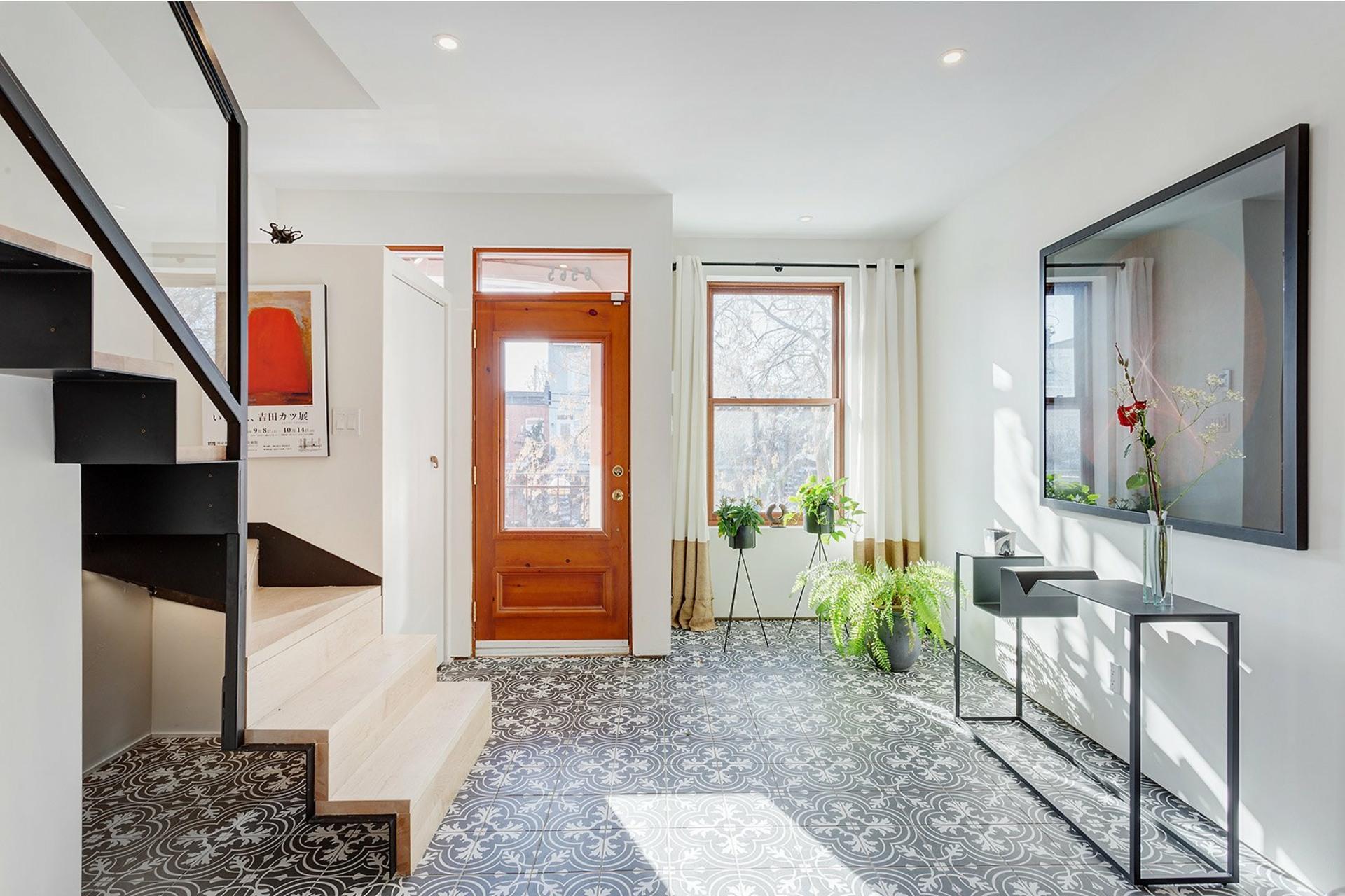 image 2 - Apartment For sale Rosemont/La Petite-Patrie Montréal  - 13 rooms