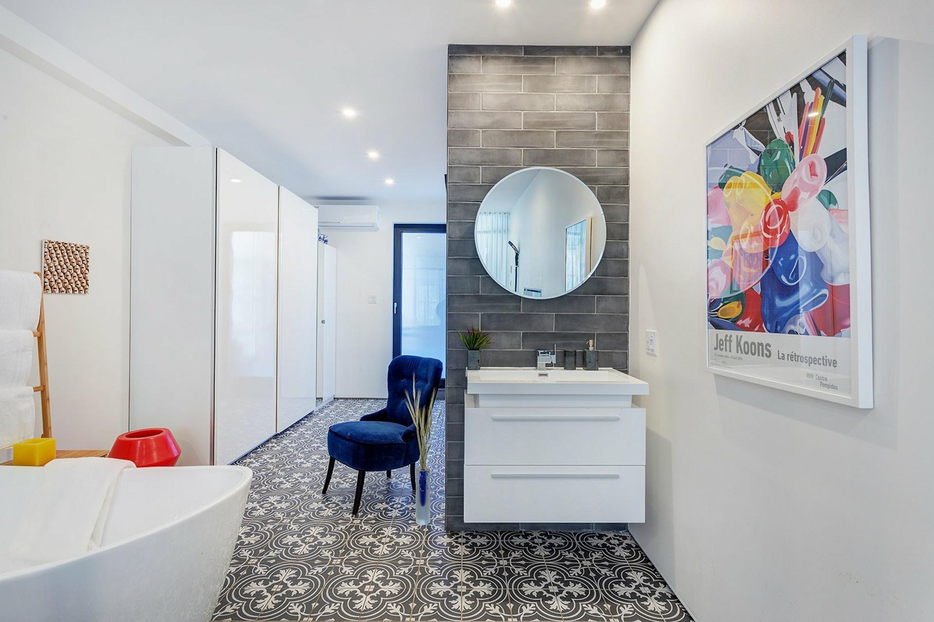 image 7 - Apartment For sale Rosemont/La Petite-Patrie Montréal  - 13 rooms