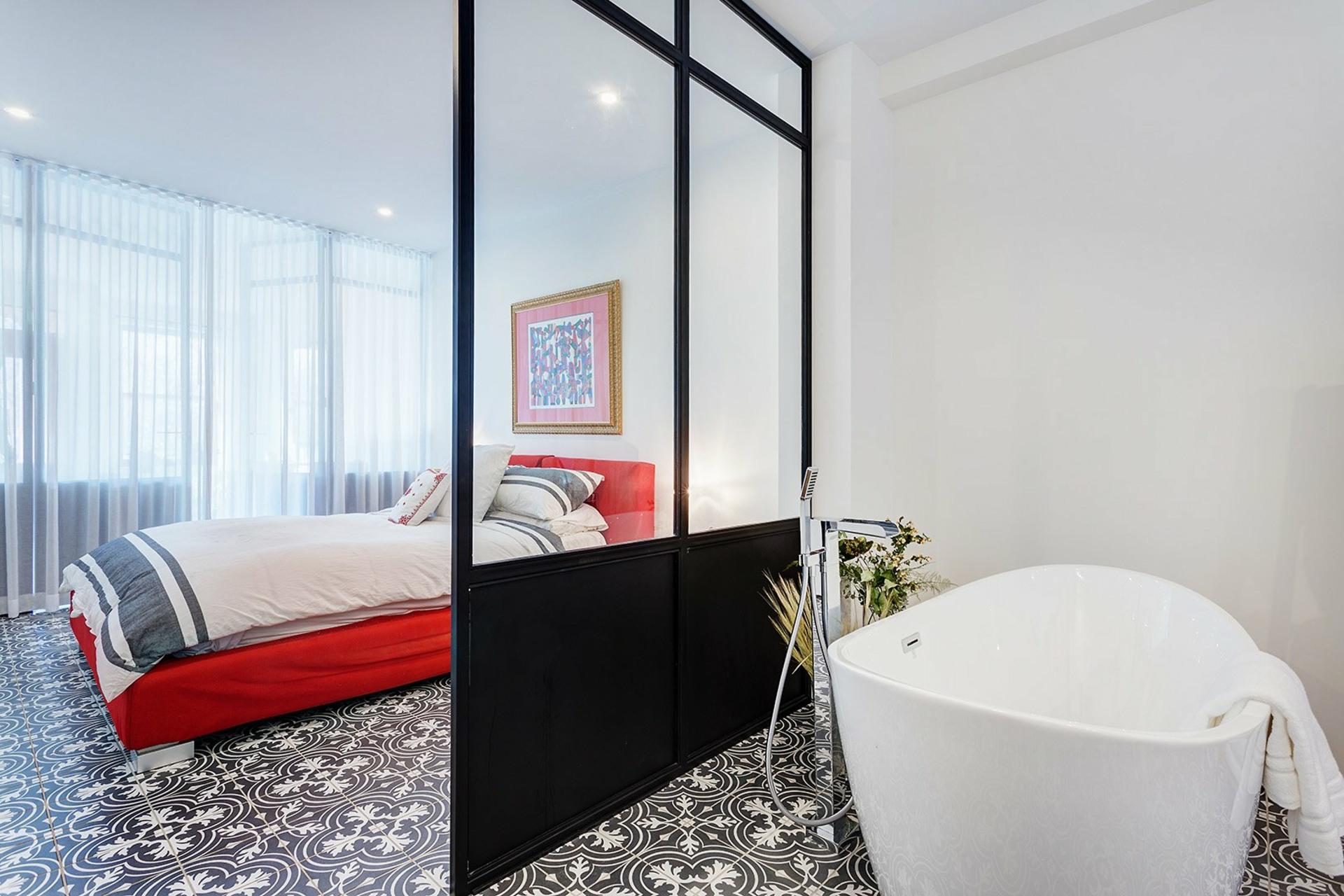 image 6 - Apartment For sale Rosemont/La Petite-Patrie Montréal  - 13 rooms
