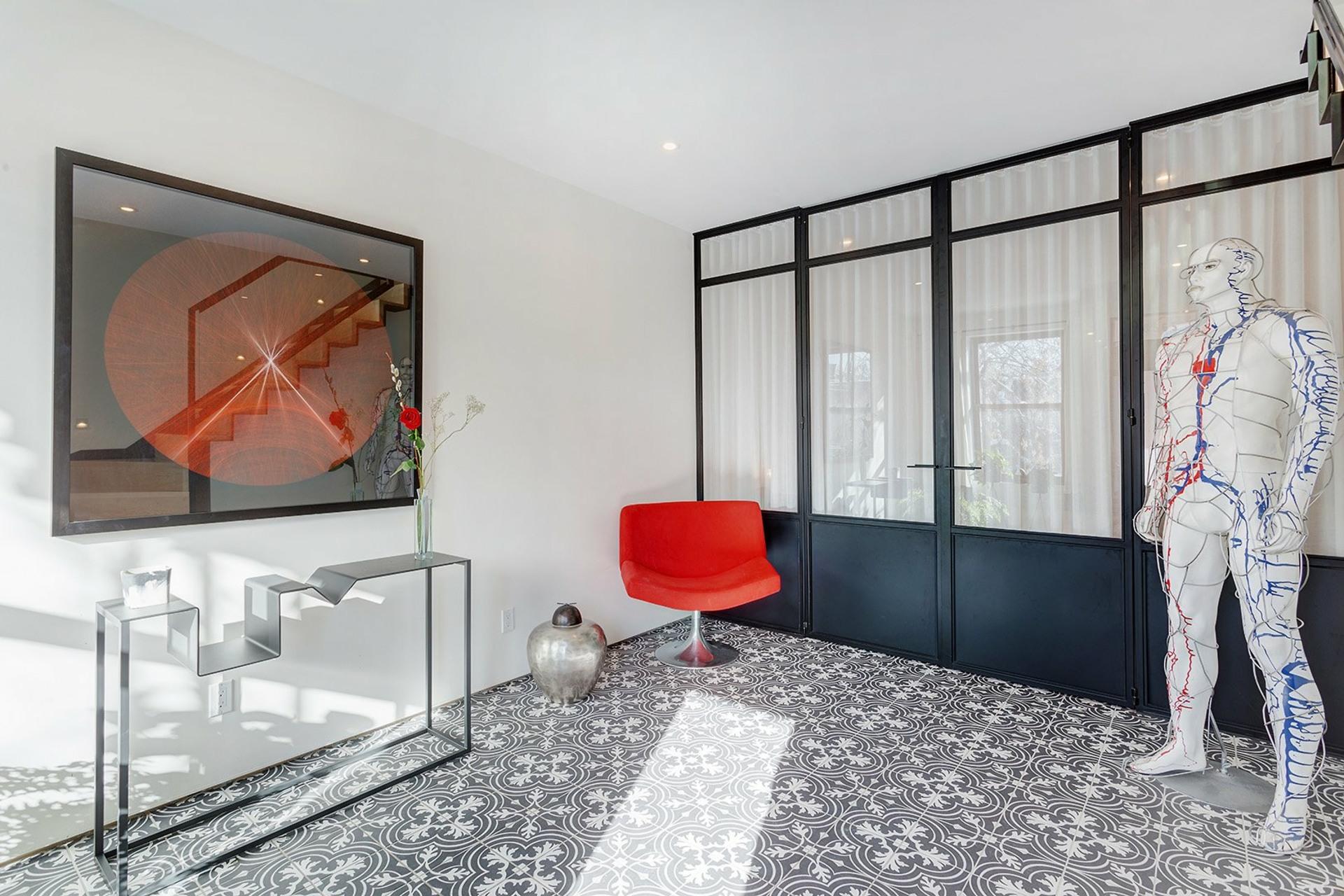 image 4 - Apartment For sale Rosemont/La Petite-Patrie Montréal  - 13 rooms