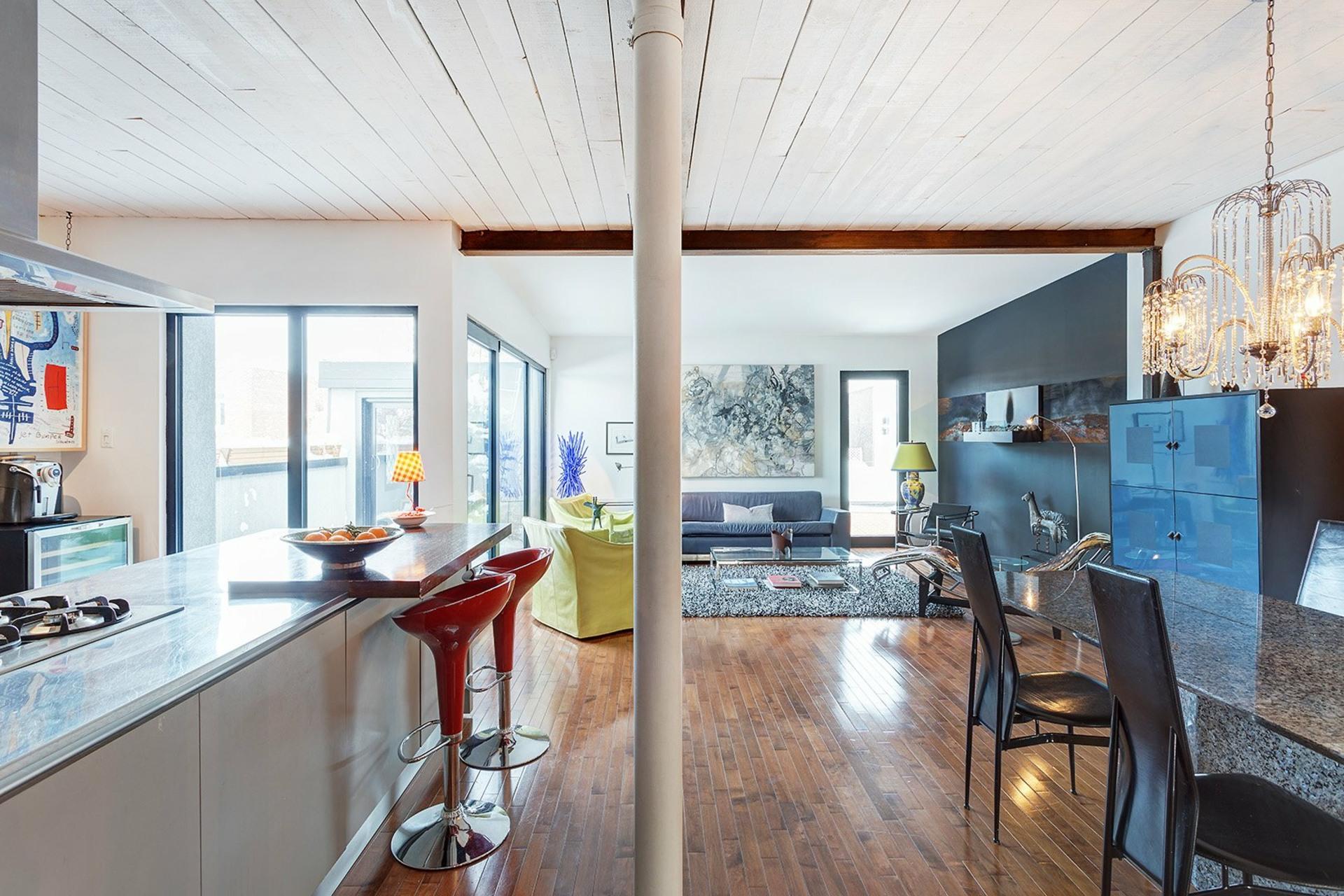 image 27 - Apartment For sale Rosemont/La Petite-Patrie Montréal  - 13 rooms