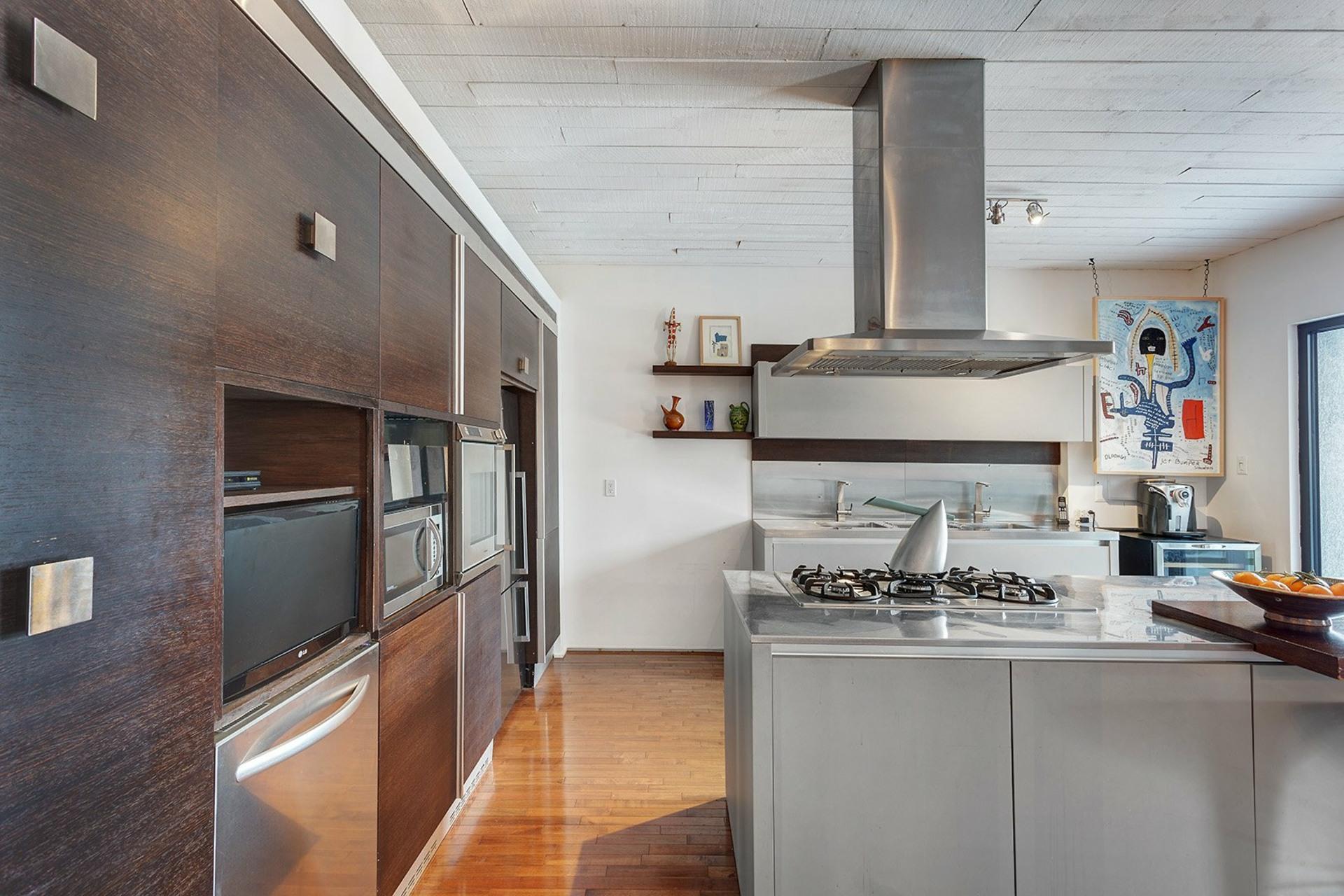 image 29 - Apartment For sale Rosemont/La Petite-Patrie Montréal  - 13 rooms