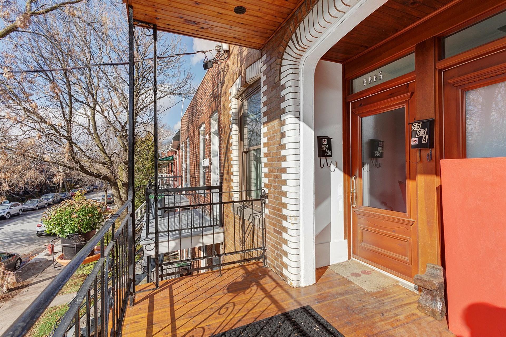 image 1 - Apartment For sale Rosemont/La Petite-Patrie Montréal  - 13 rooms