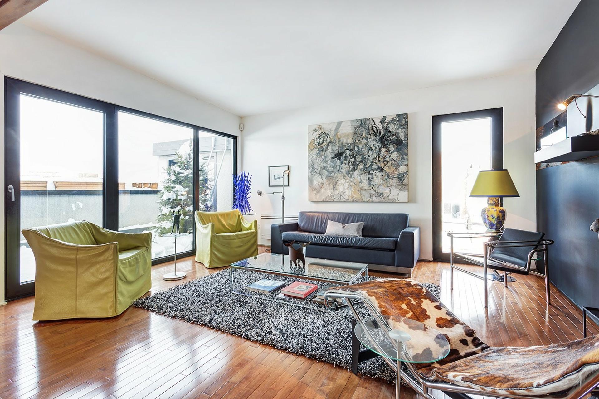 image 33 - Apartment For sale Rosemont/La Petite-Patrie Montréal  - 13 rooms
