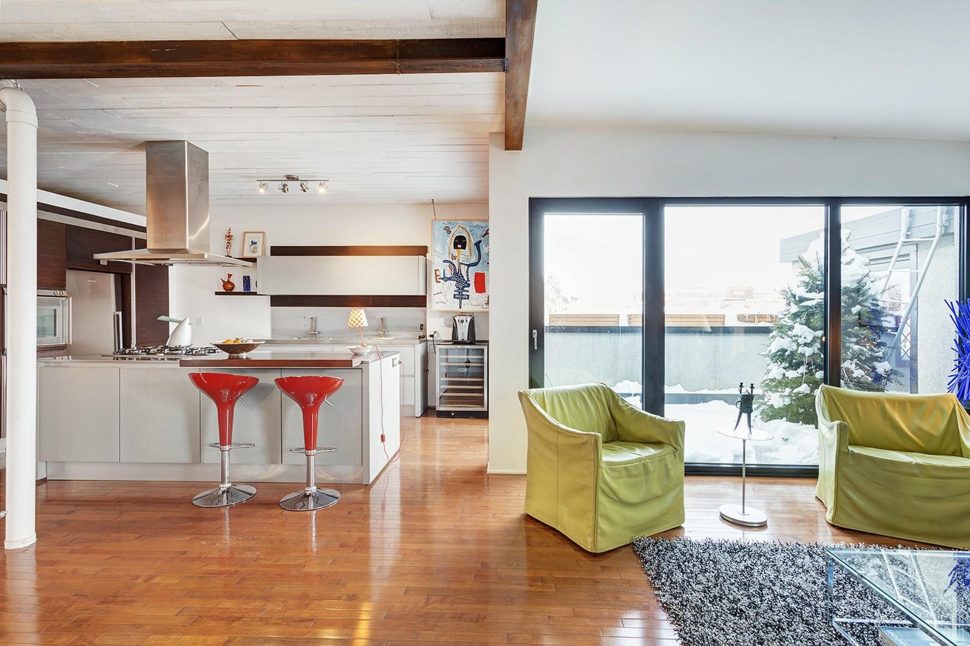 image 34 - Apartment For sale Rosemont/La Petite-Patrie Montréal  - 13 rooms
