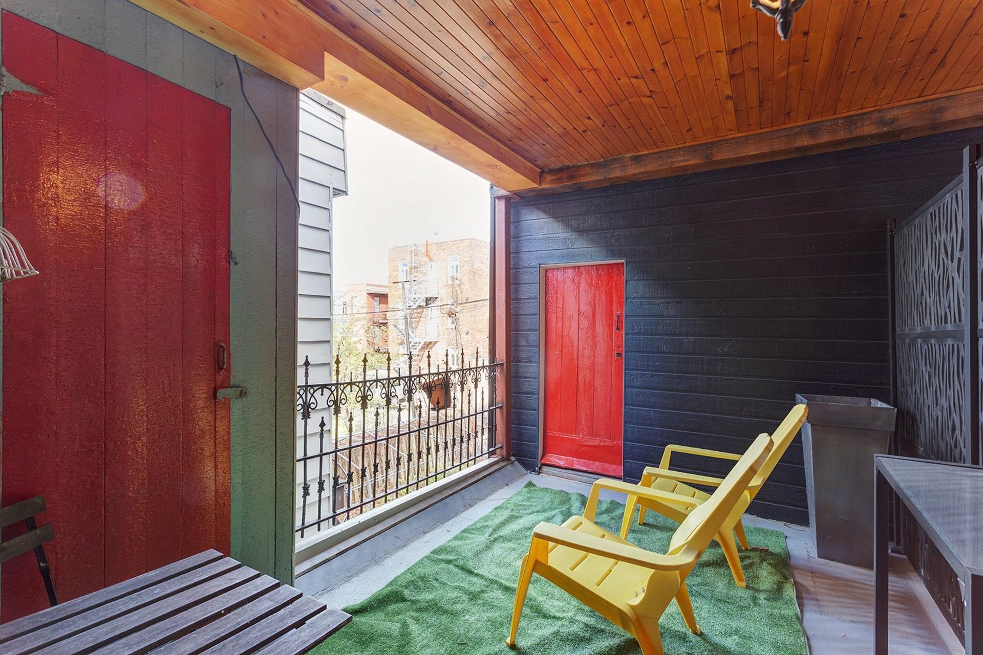 image 12 - Apartment For sale Rosemont/La Petite-Patrie Montréal  - 13 rooms