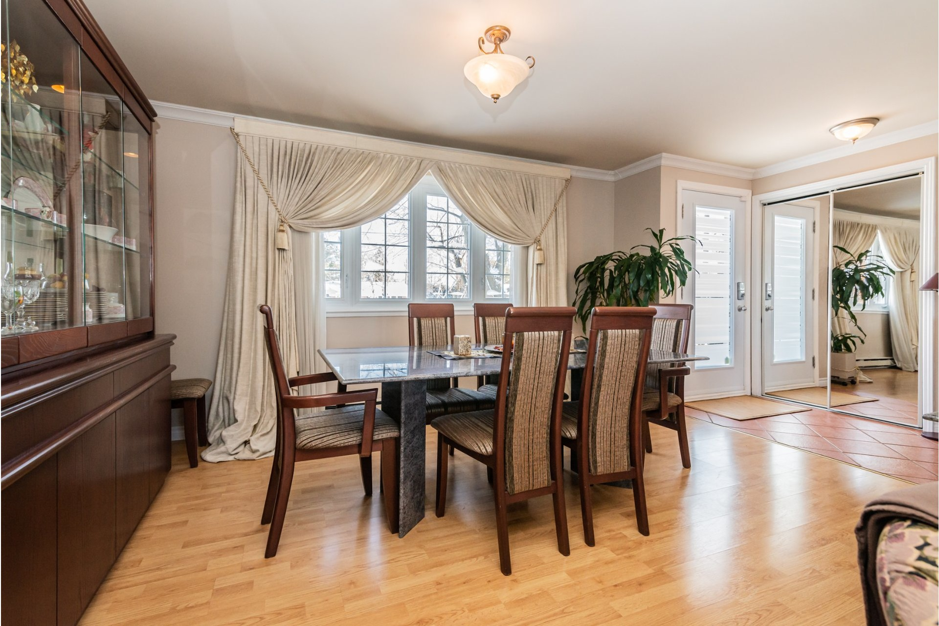 image 3 - House For sale L'Île-Bizard/Sainte-Geneviève Montréal  - 12 rooms
