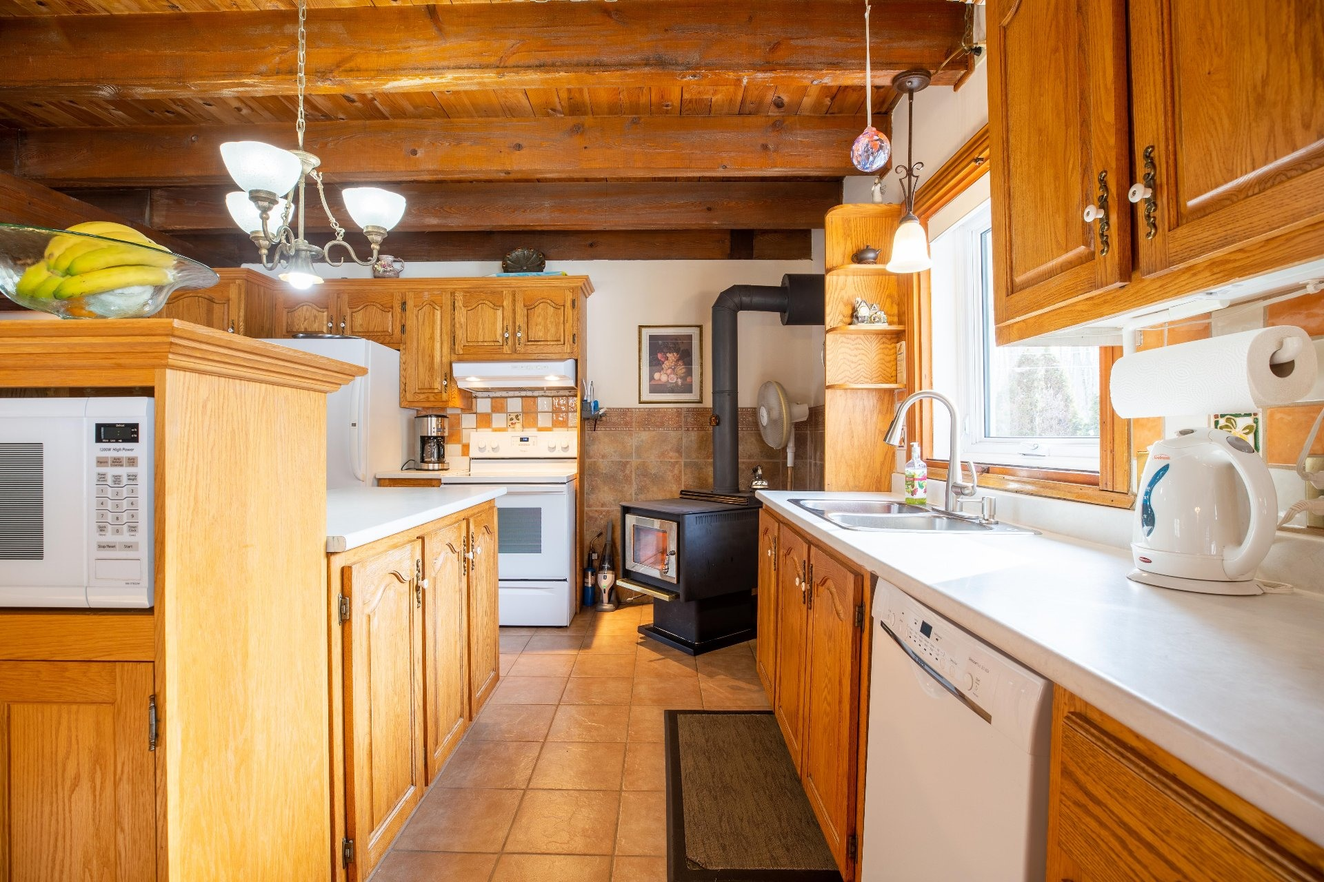 image 10 - House For sale Saint-Lazare - 12 rooms