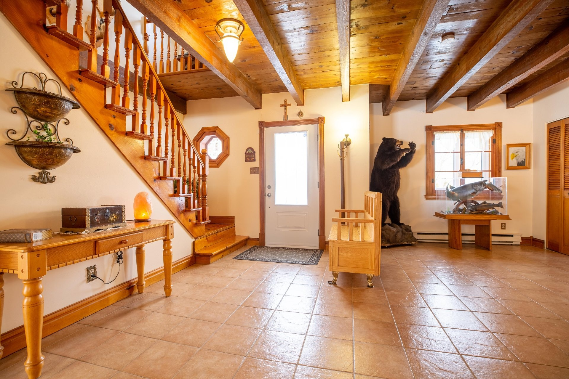 image 3 - House For sale Saint-Lazare - 12 rooms