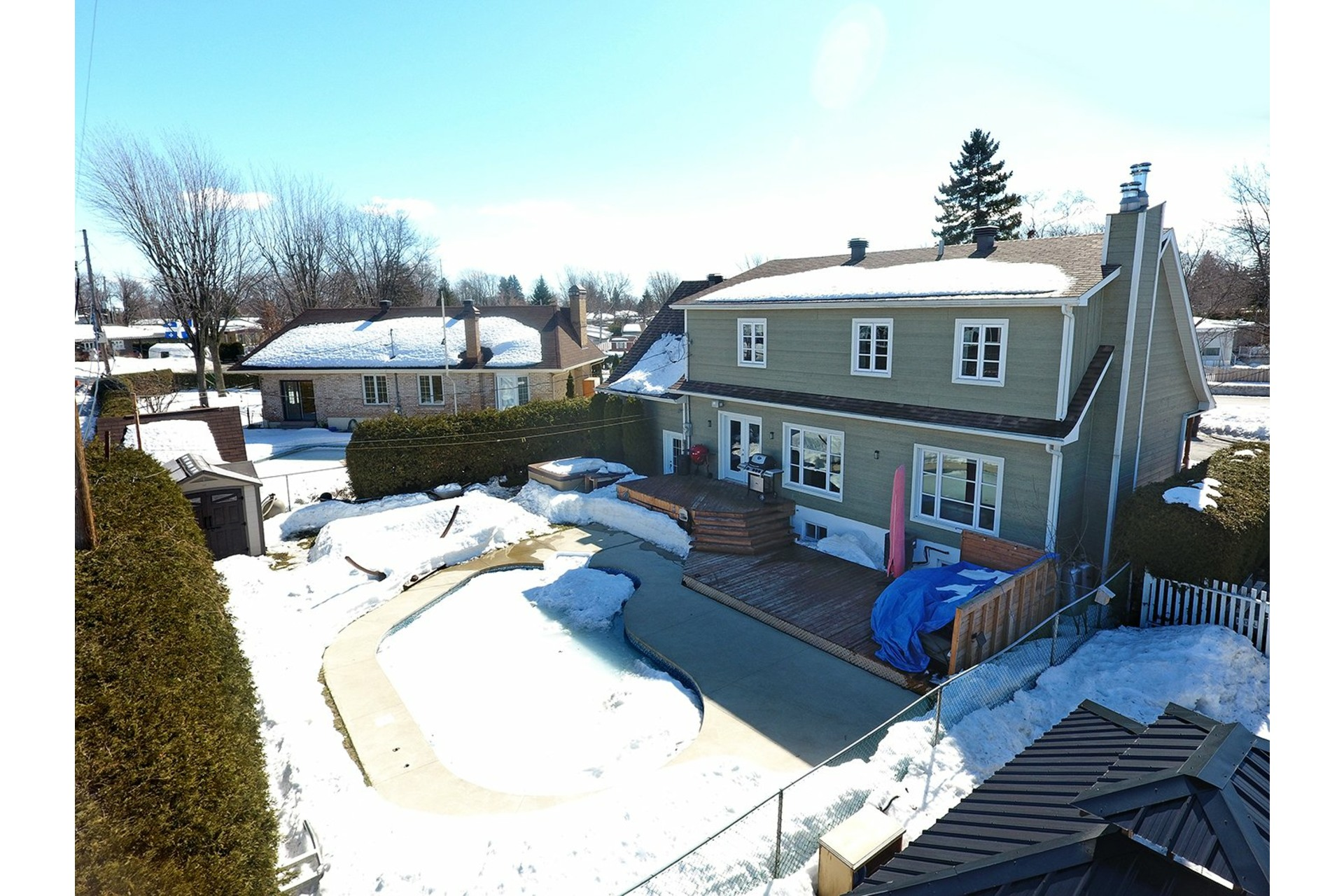 image 38 - House For sale Repentigny Repentigny  - 16 rooms