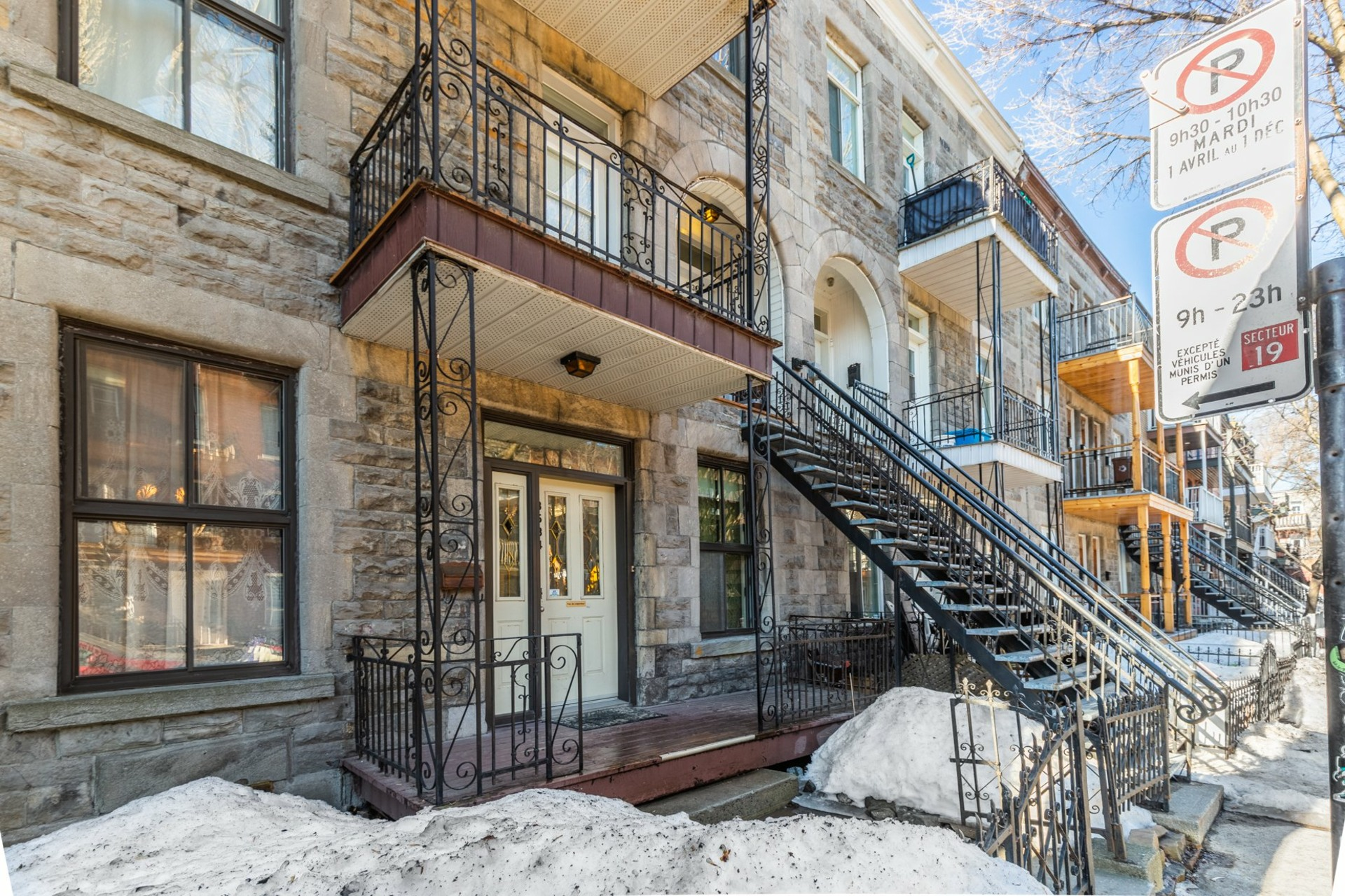 image 0 - Apartment For sale Le Plateau-Mont-Royal Montréal  - 6 rooms