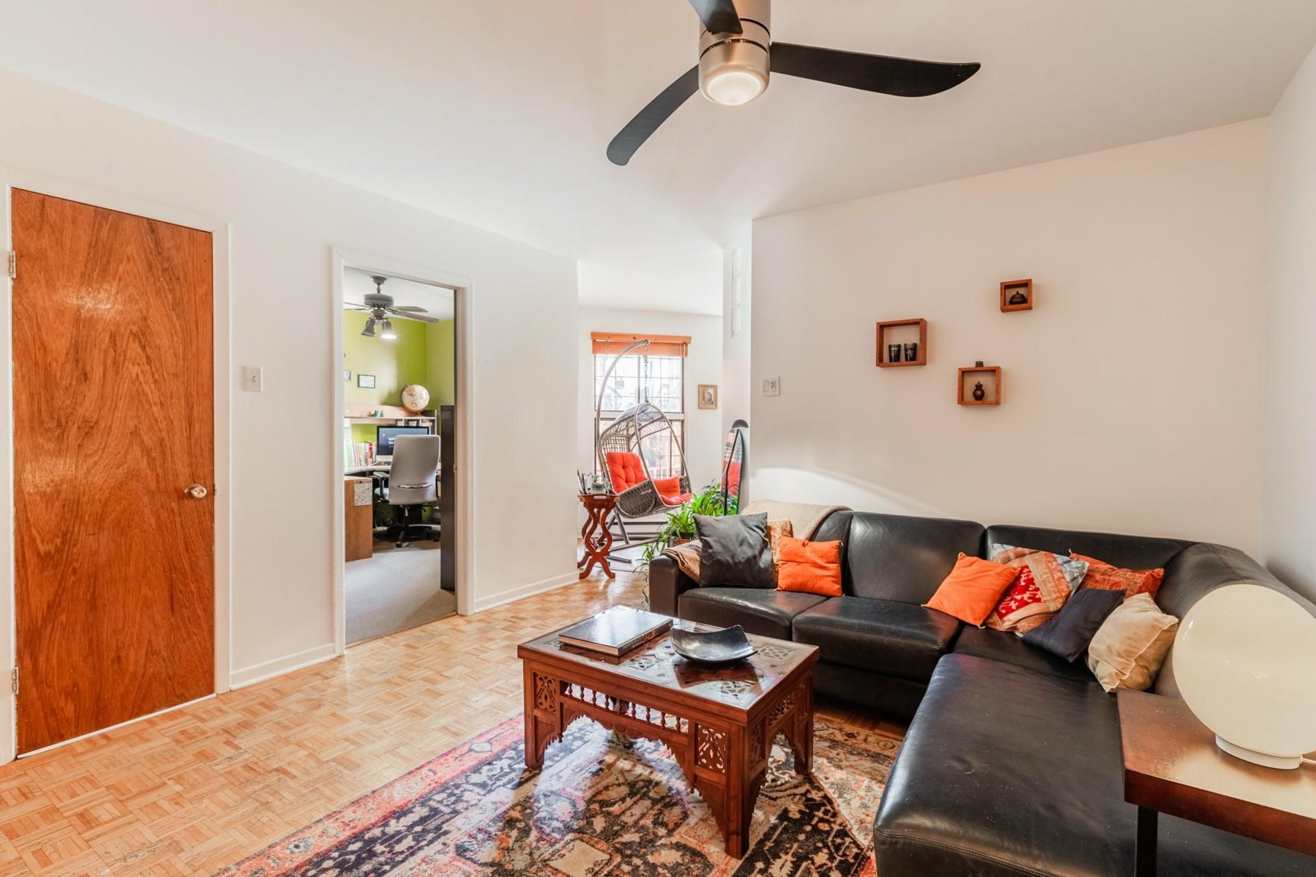 image 1 - Apartment For sale Le Plateau-Mont-Royal Montréal  - 6 rooms