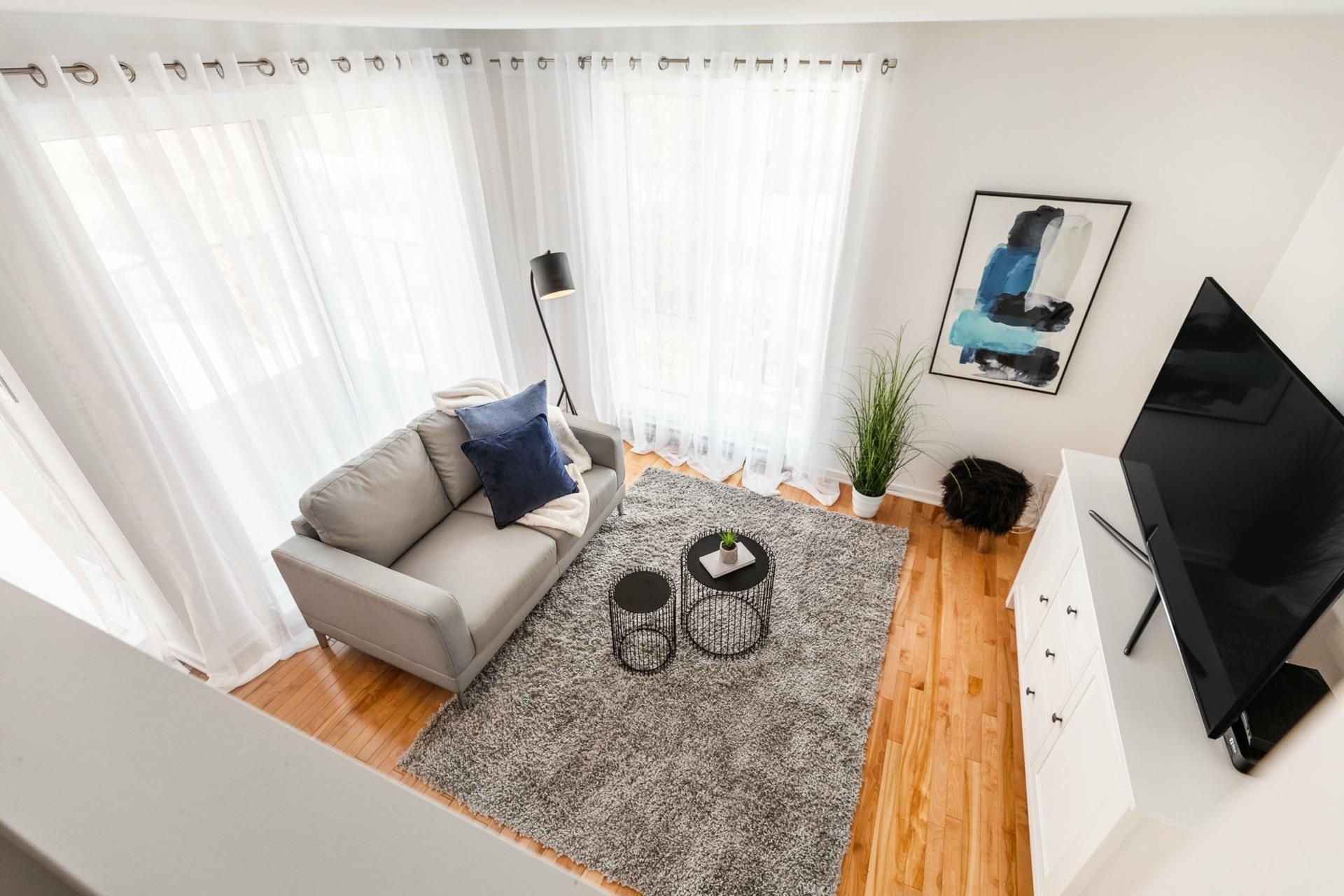 image 5 - Appartement À vendre Mercier/Hochelaga-Maisonneuve Montréal  - 6 pièces