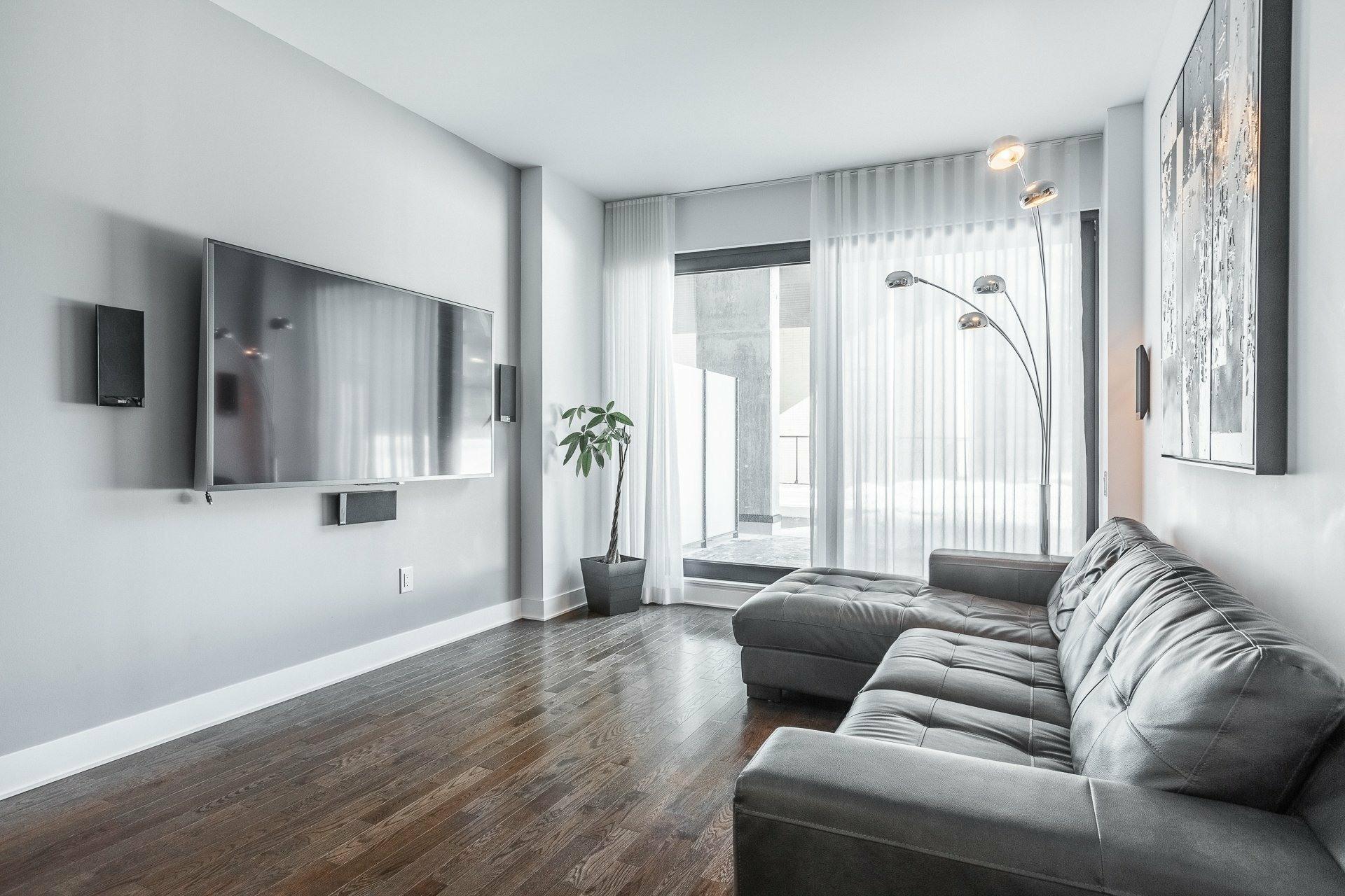 image 6 - Appartement À louer Le Sud-Ouest Montréal  - 9 pièces