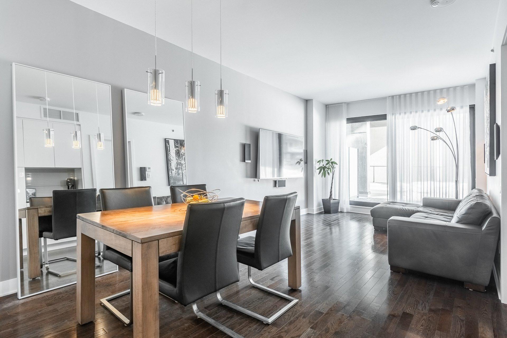 image 5 - Appartement À louer Le Sud-Ouest Montréal  - 9 pièces