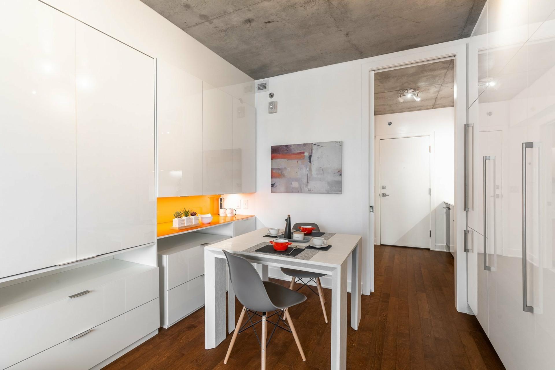 image 11 - Apartment For rent Le Sud-Ouest Montréal  - 2 rooms
