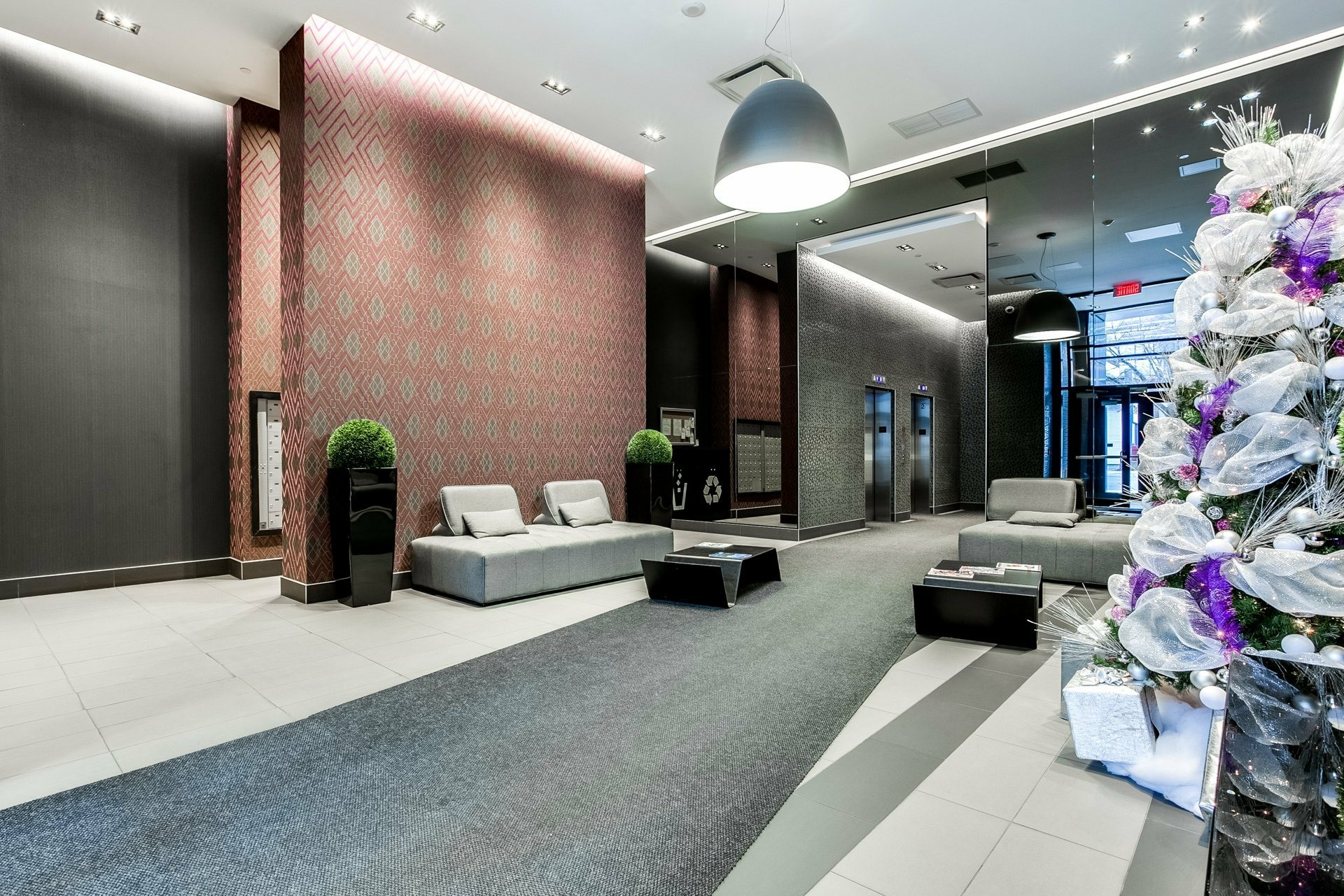 image 21 - Apartment For rent Le Sud-Ouest Montréal  - 2 rooms