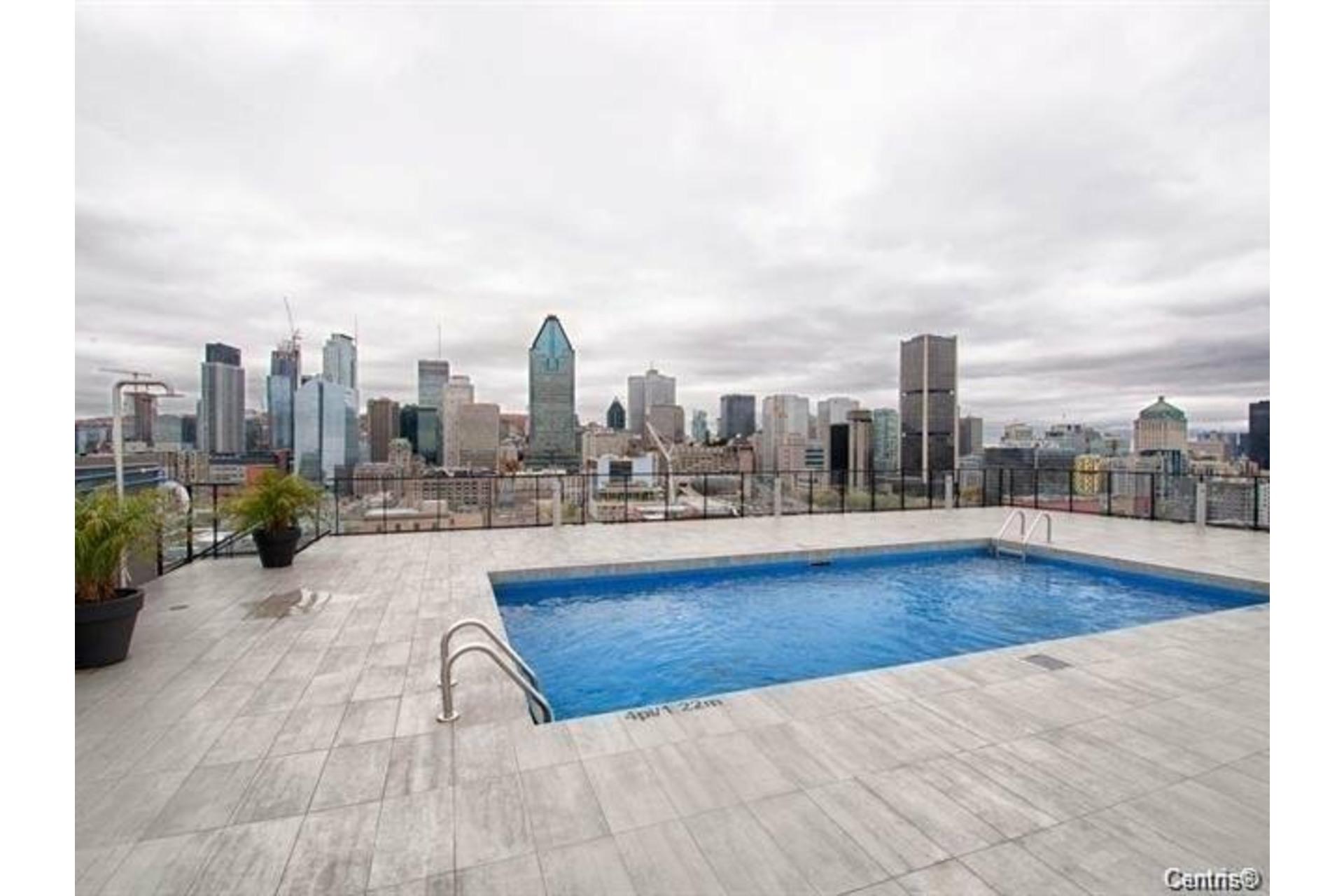 image 20 - Apartment For rent Le Sud-Ouest Montréal  - 2 rooms
