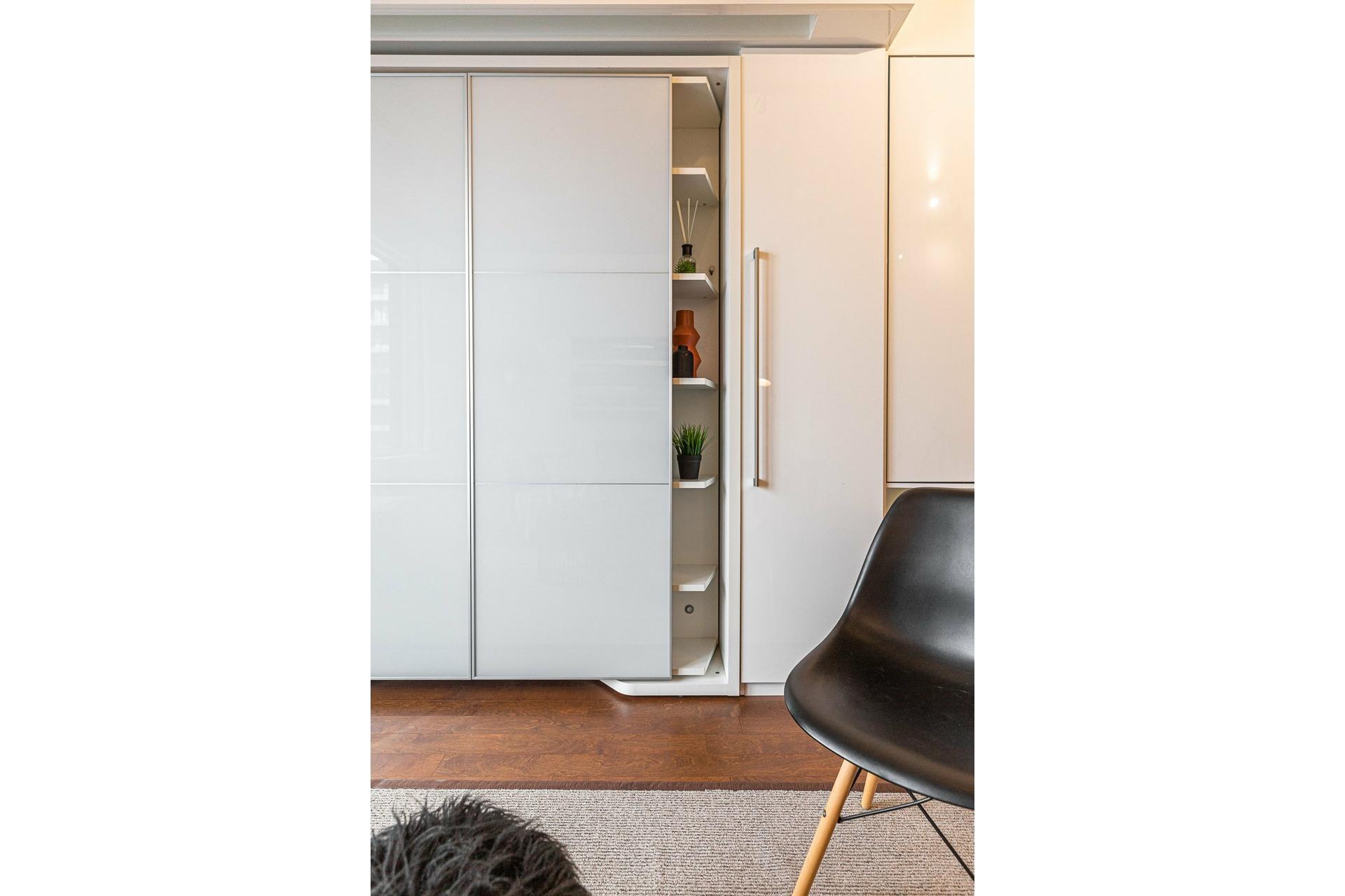 image 18 - Apartment For rent Le Sud-Ouest Montréal  - 2 rooms