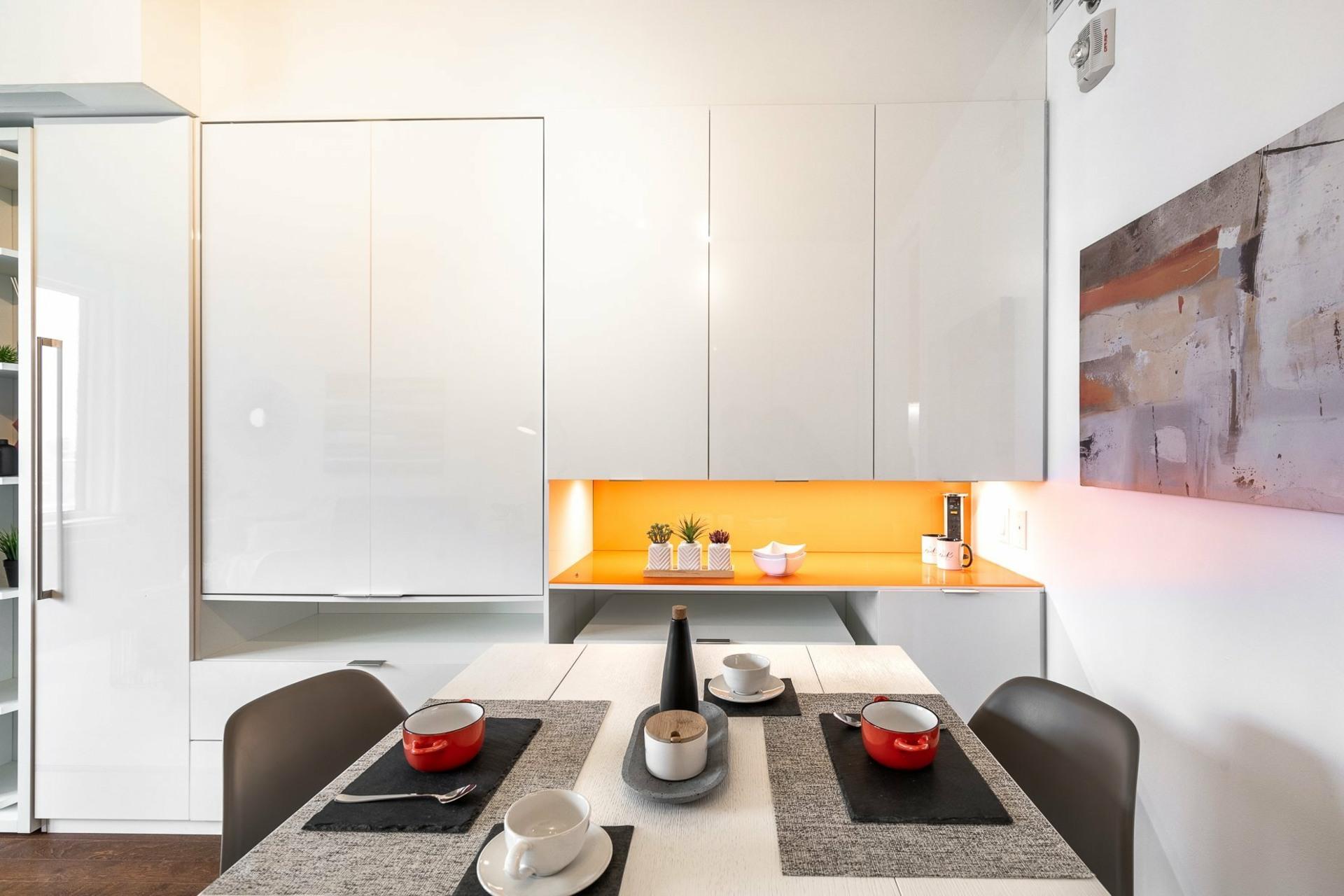 image 14 - Apartment For rent Le Sud-Ouest Montréal  - 2 rooms