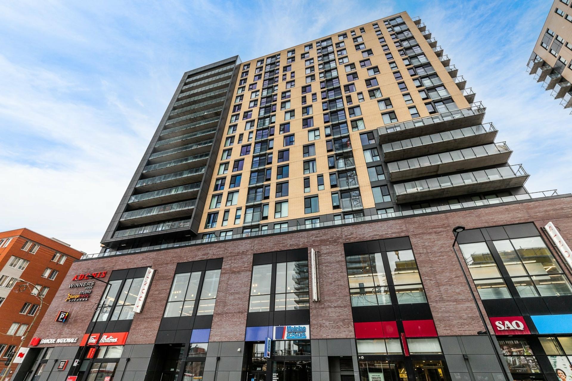 image 0 - Apartment For rent Le Sud-Ouest Montréal  - 2 rooms