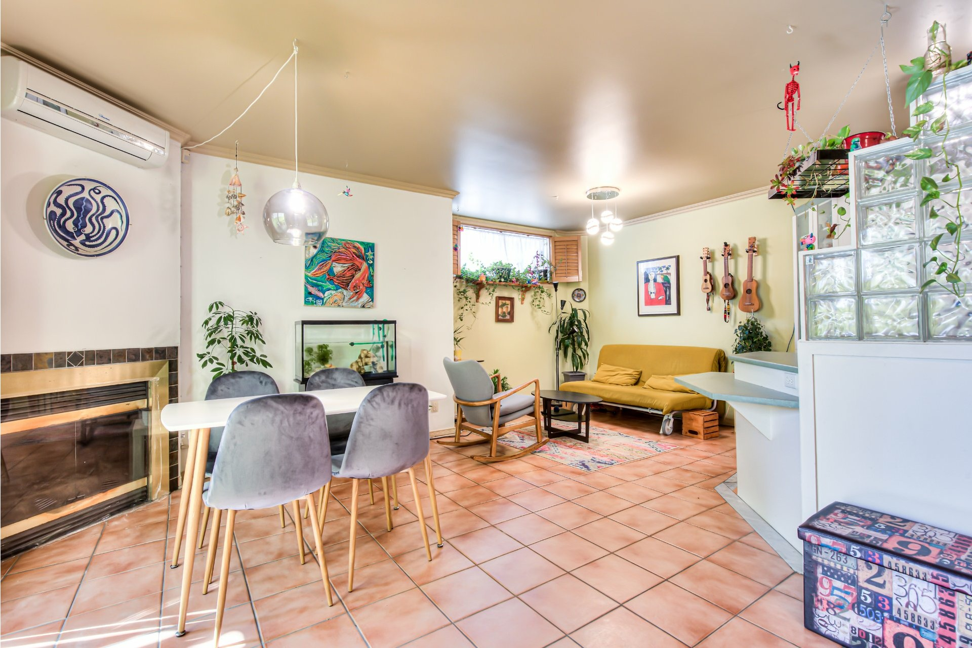 image 7 - Appartement À vendre Ville-Marie Montréal  - 6 pièces