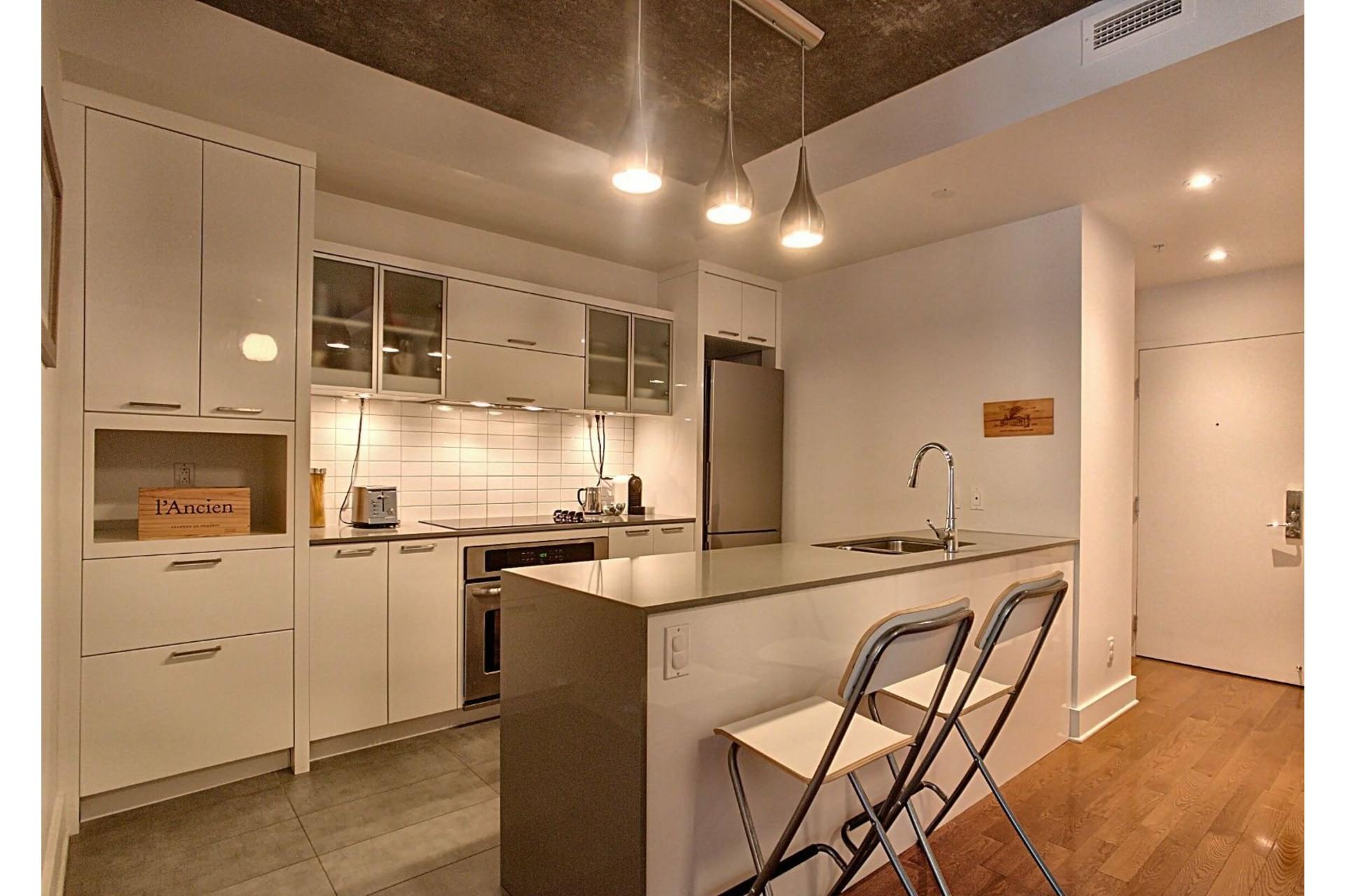image 6 - Apartment For sale Le Sud-Ouest Montréal  - 7 rooms