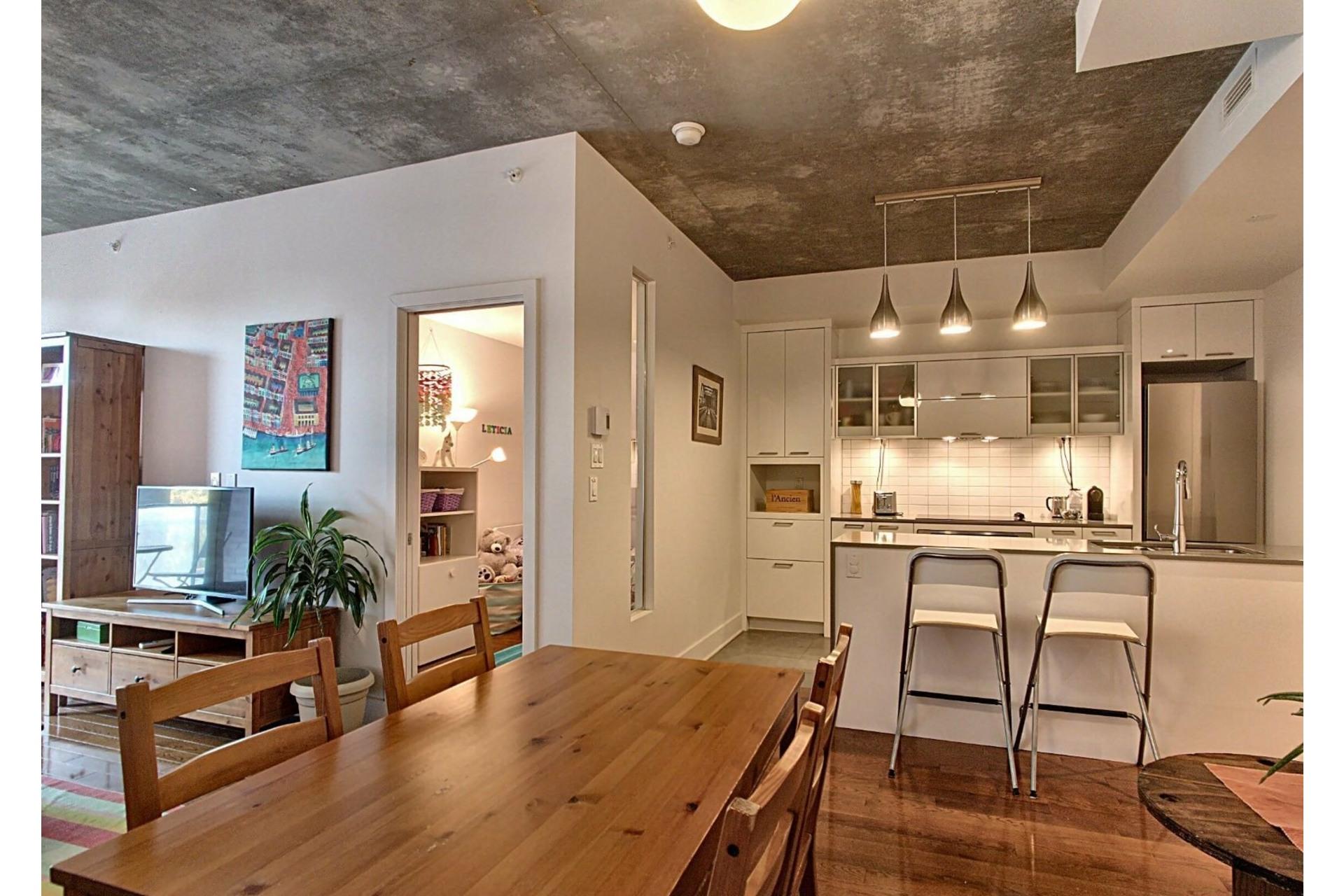 image 4 - Apartment For sale Le Sud-Ouest Montréal  - 7 rooms