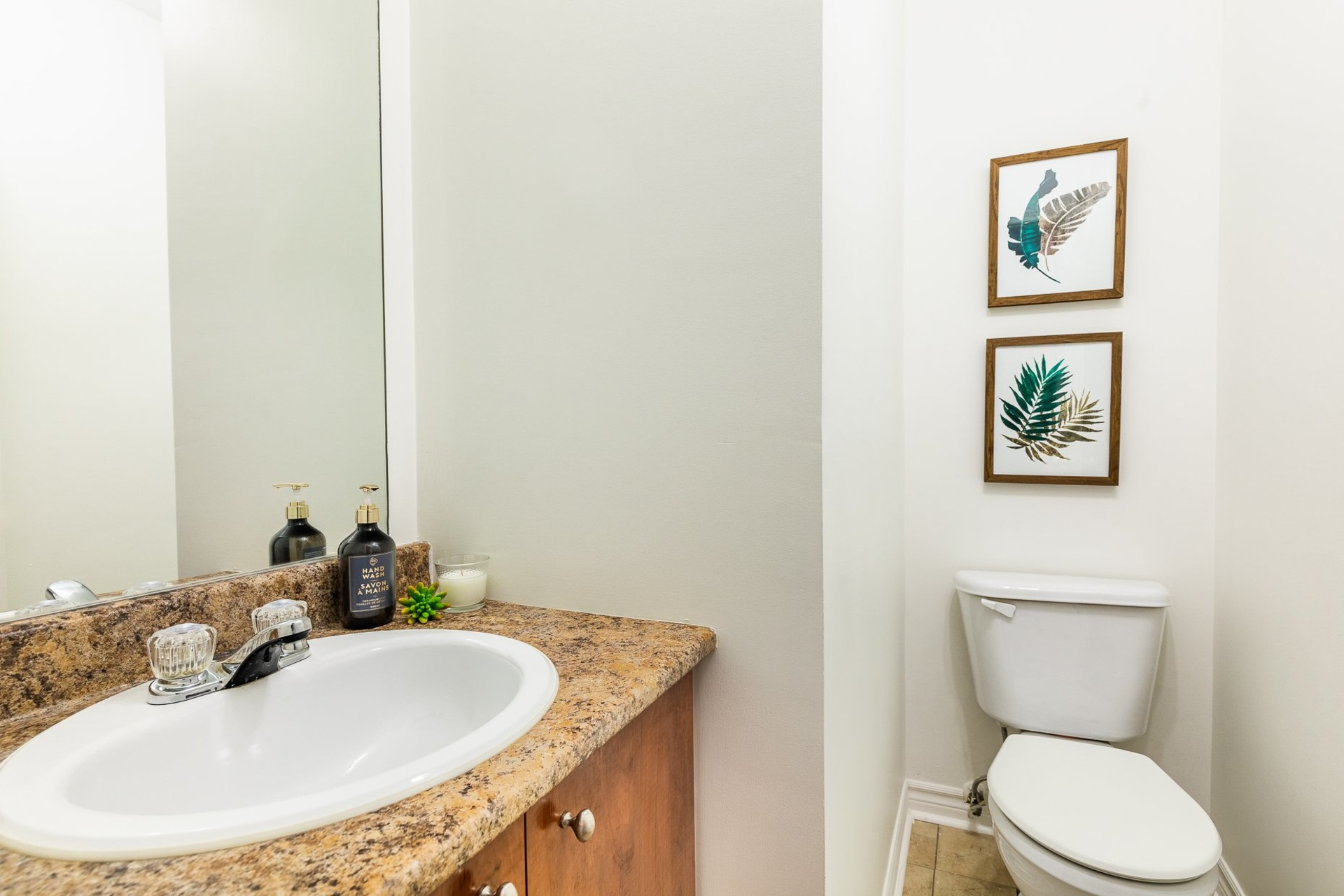 image 7 - Apartment For sale Mercier/Hochelaga-Maisonneuve Montréal  - 5 rooms