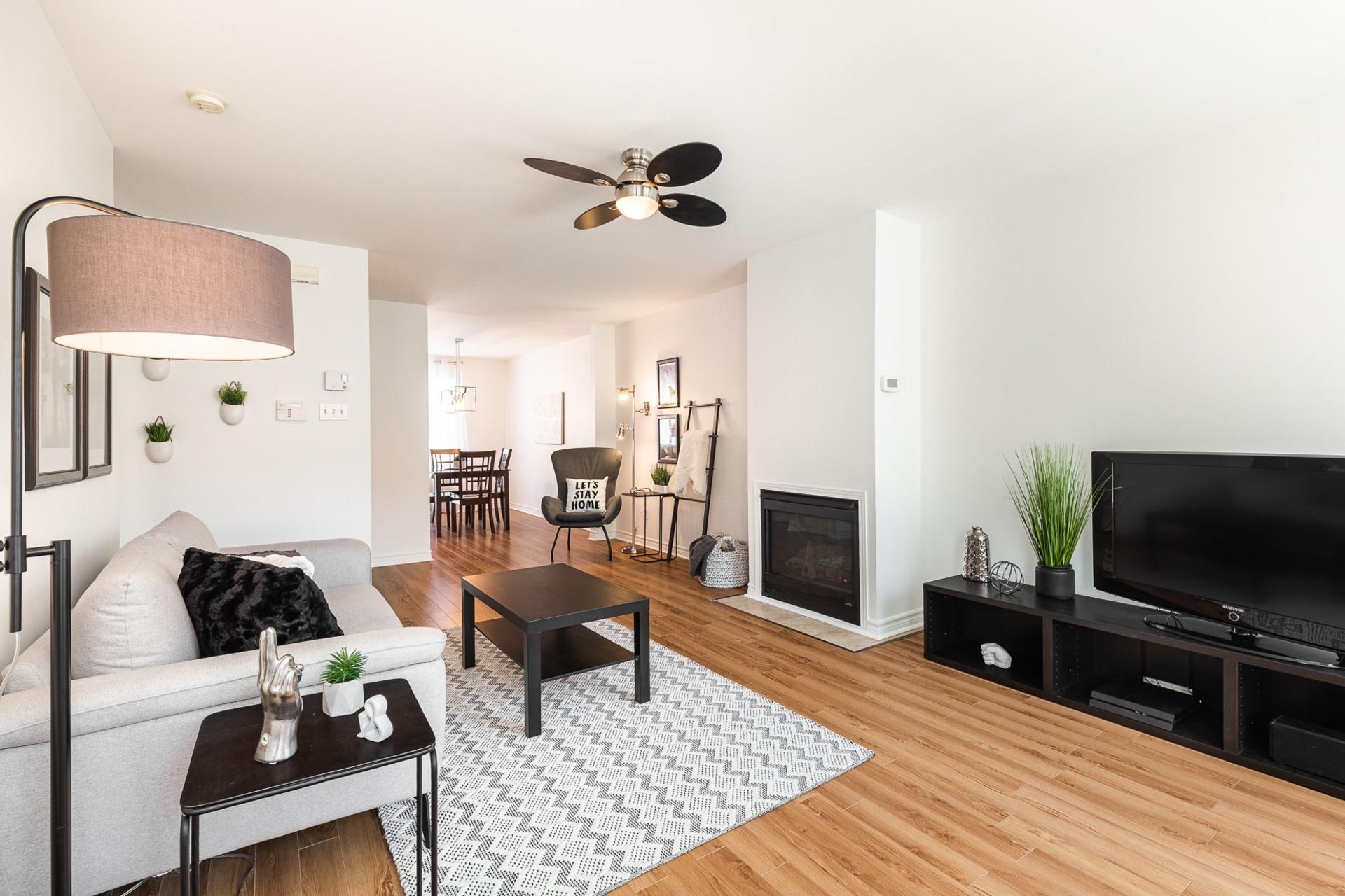 image 3 - Apartment For sale Mercier/Hochelaga-Maisonneuve Montréal  - 5 rooms