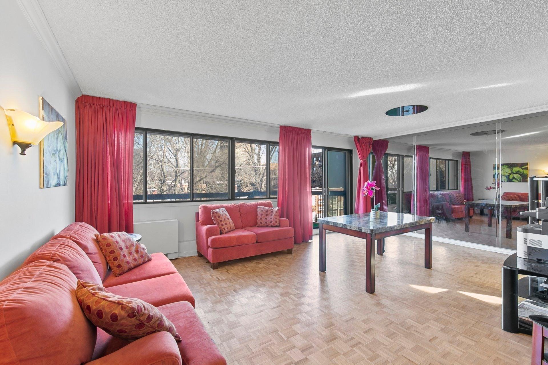 image 0 - Appartement À vendre Côte-Saint-Luc - 5 pièces