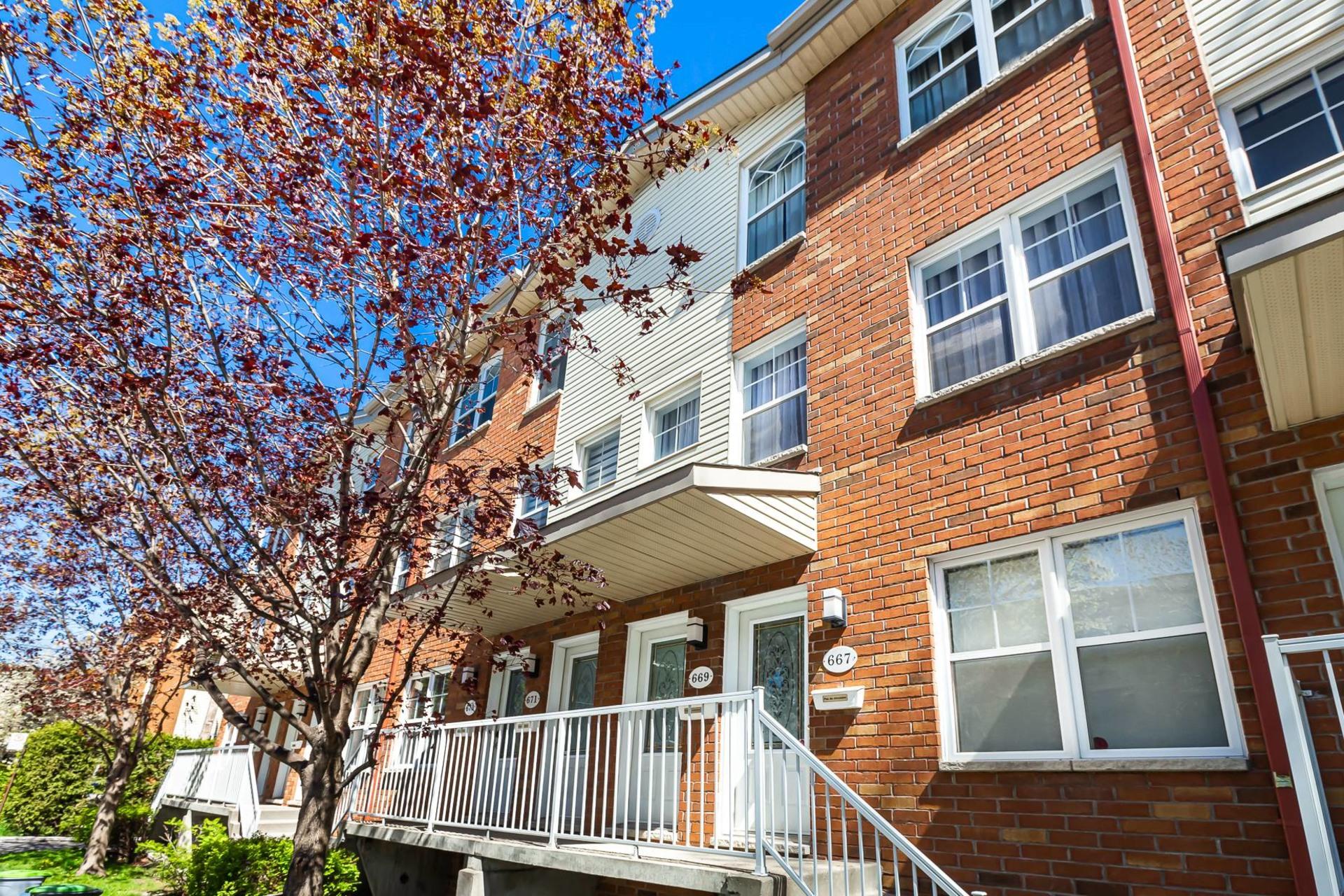 image 23 - Apartment For sale Mercier/Hochelaga-Maisonneuve Montréal  - 5 rooms