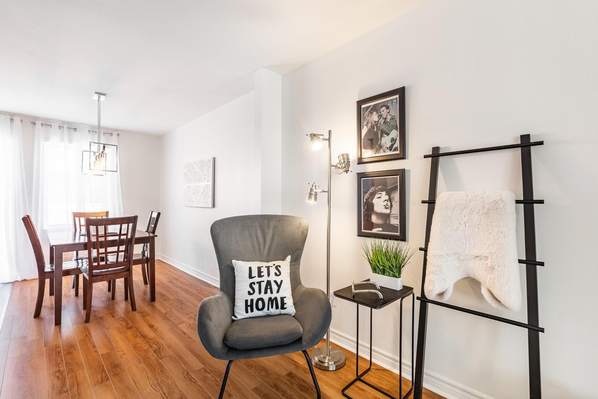 image 6 - Apartment For sale Mercier/Hochelaga-Maisonneuve Montréal  - 5 rooms