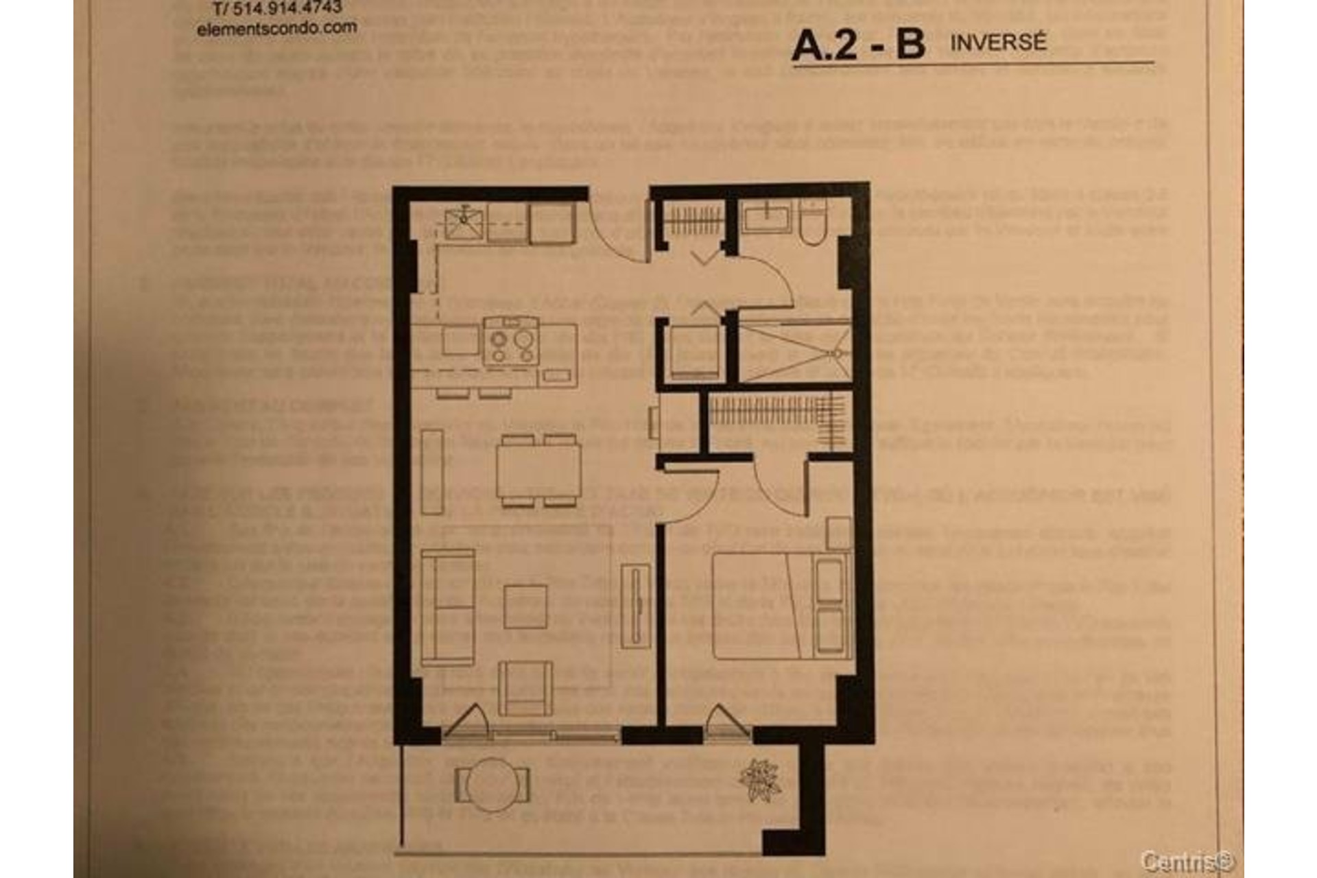 image 20 - Apartment For sale Le Sud-Ouest Montréal  - 5 rooms