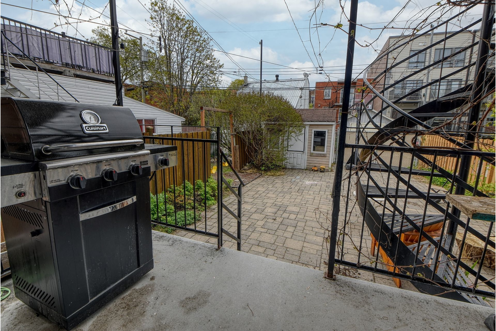 image 41 - Duplex À vendre Verdun/Île-des-Soeurs Montréal  - 8 pièces