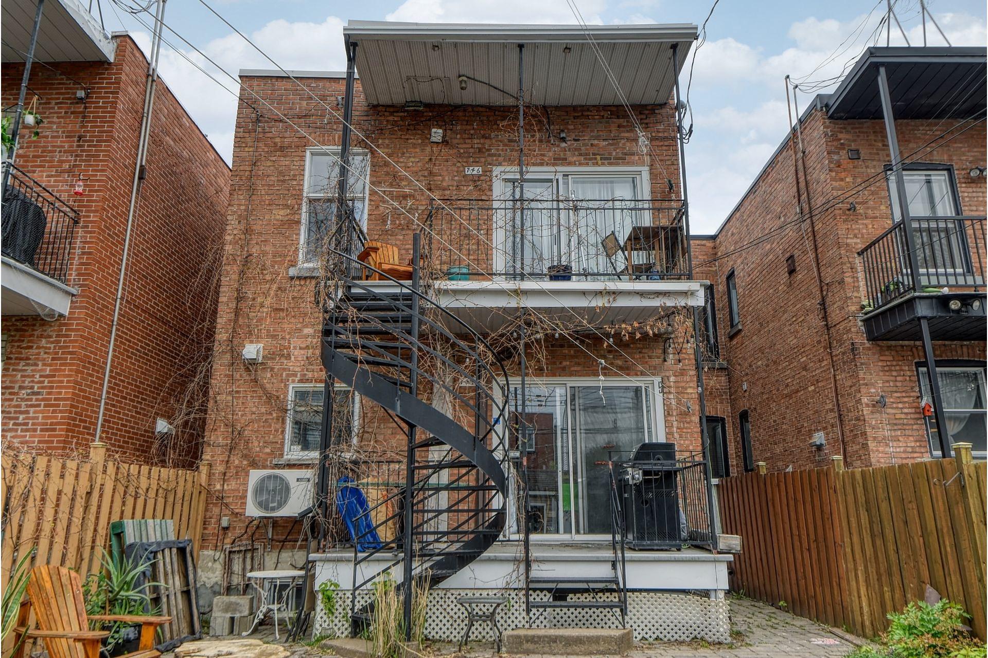 image 44 - Duplex À vendre Verdun/Île-des-Soeurs Montréal  - 8 pièces