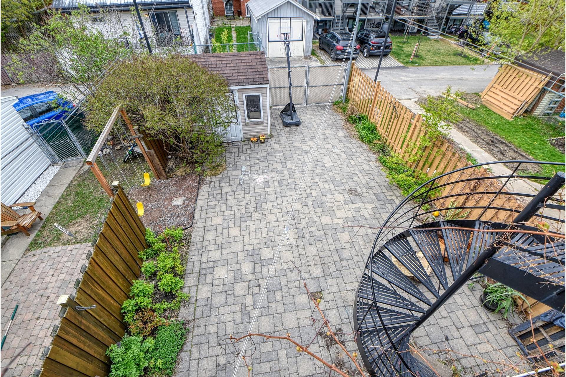 image 42 - Duplex À vendre Verdun/Île-des-Soeurs Montréal  - 8 pièces