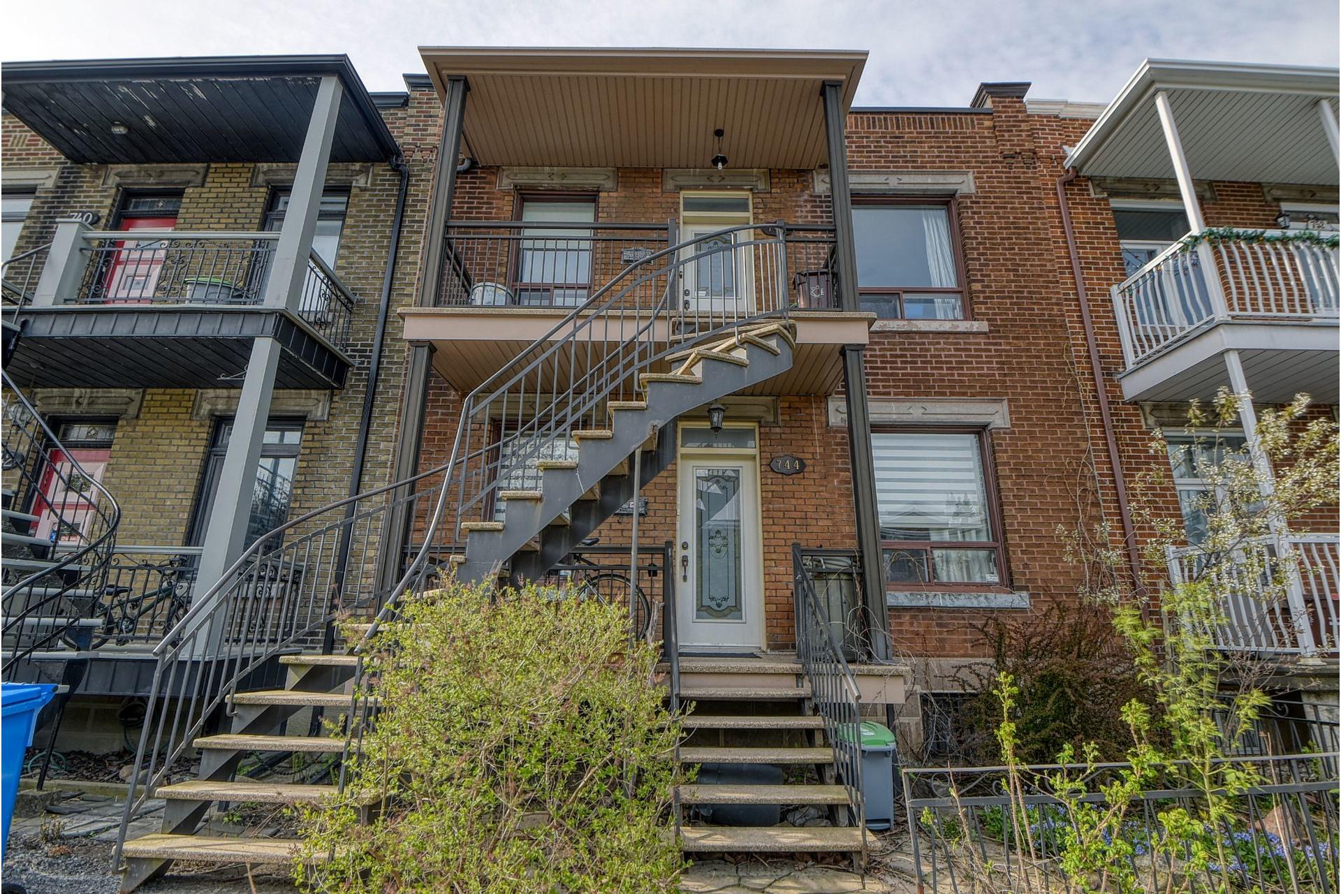 image 0 - Duplex À vendre Verdun/Île-des-Soeurs Montréal  - 8 pièces