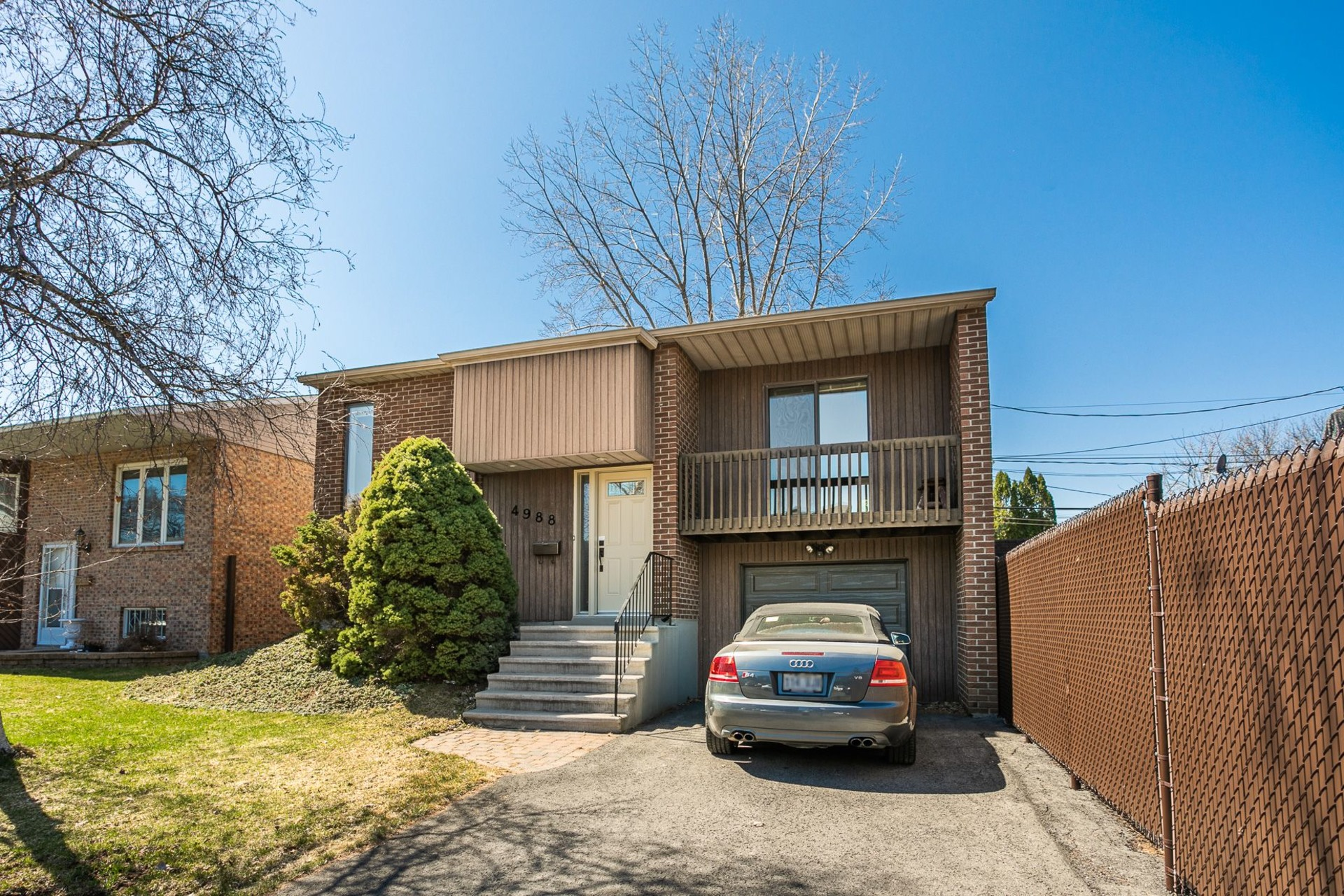 image 0 - House For sale Pierrefonds-Roxboro Montréal  - 8 rooms