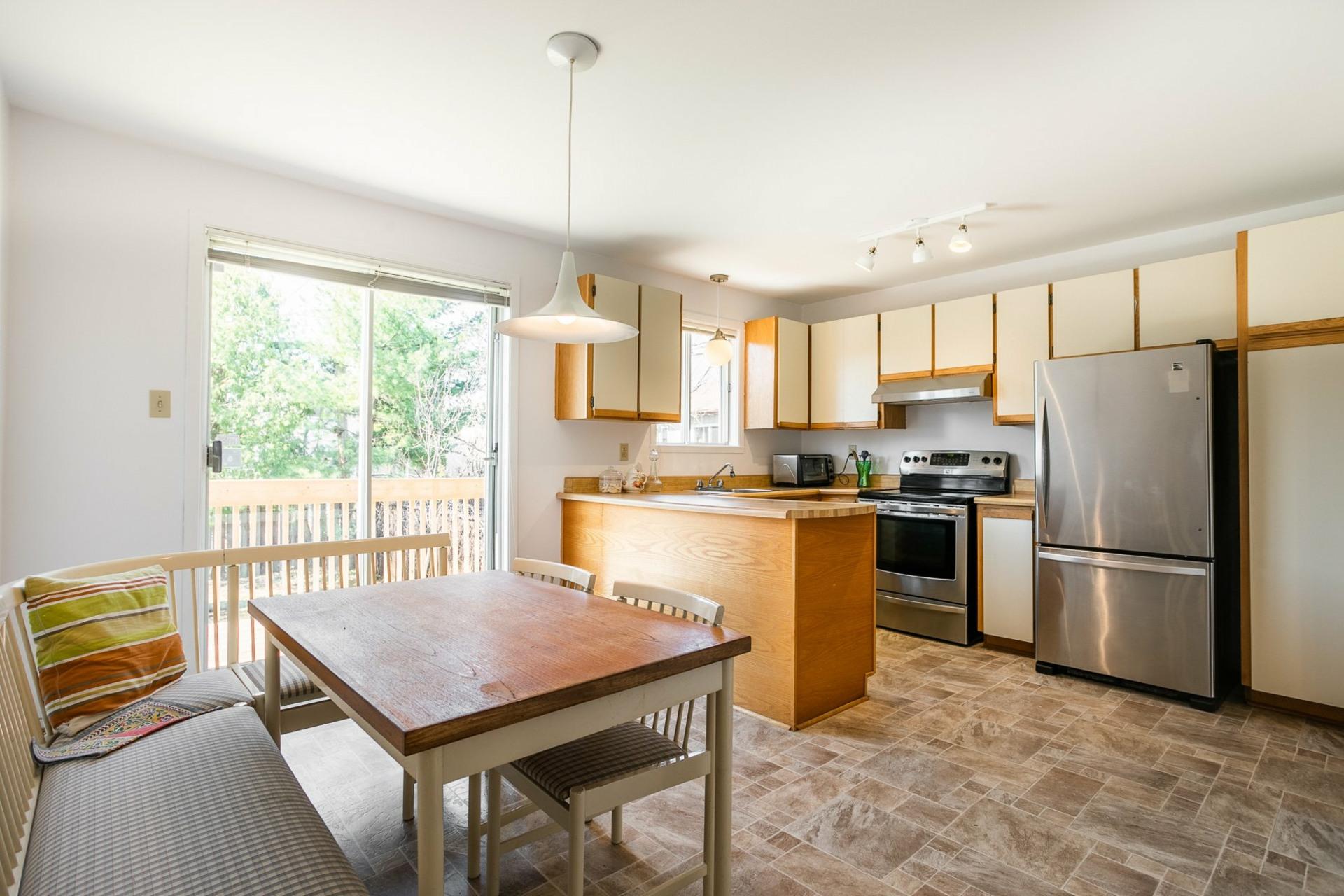 image 6 - House For sale Pierrefonds-Roxboro Montréal  - 8 rooms