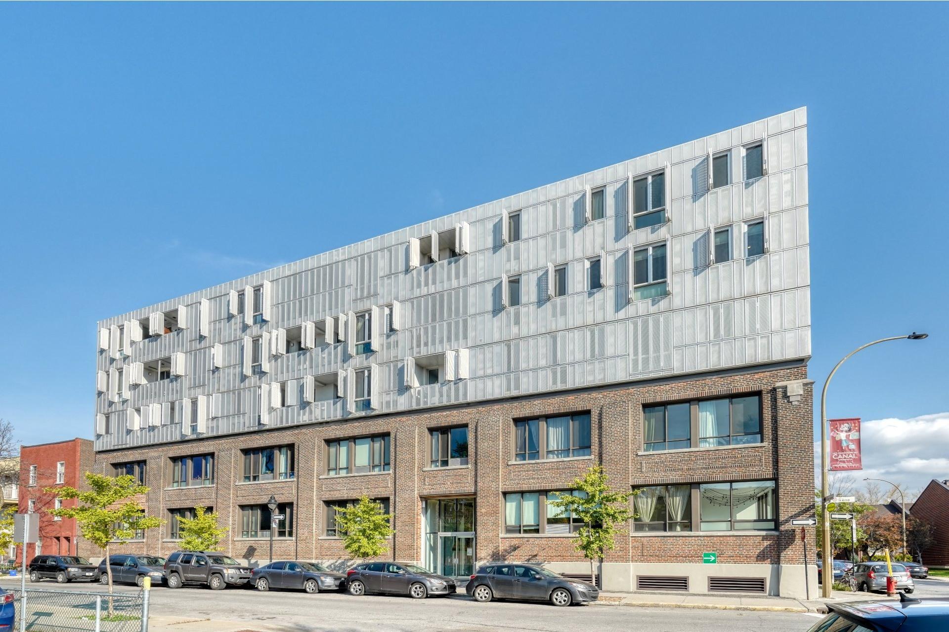 image 0 - Loft For rent Le Sud-Ouest Montréal  - 1 room