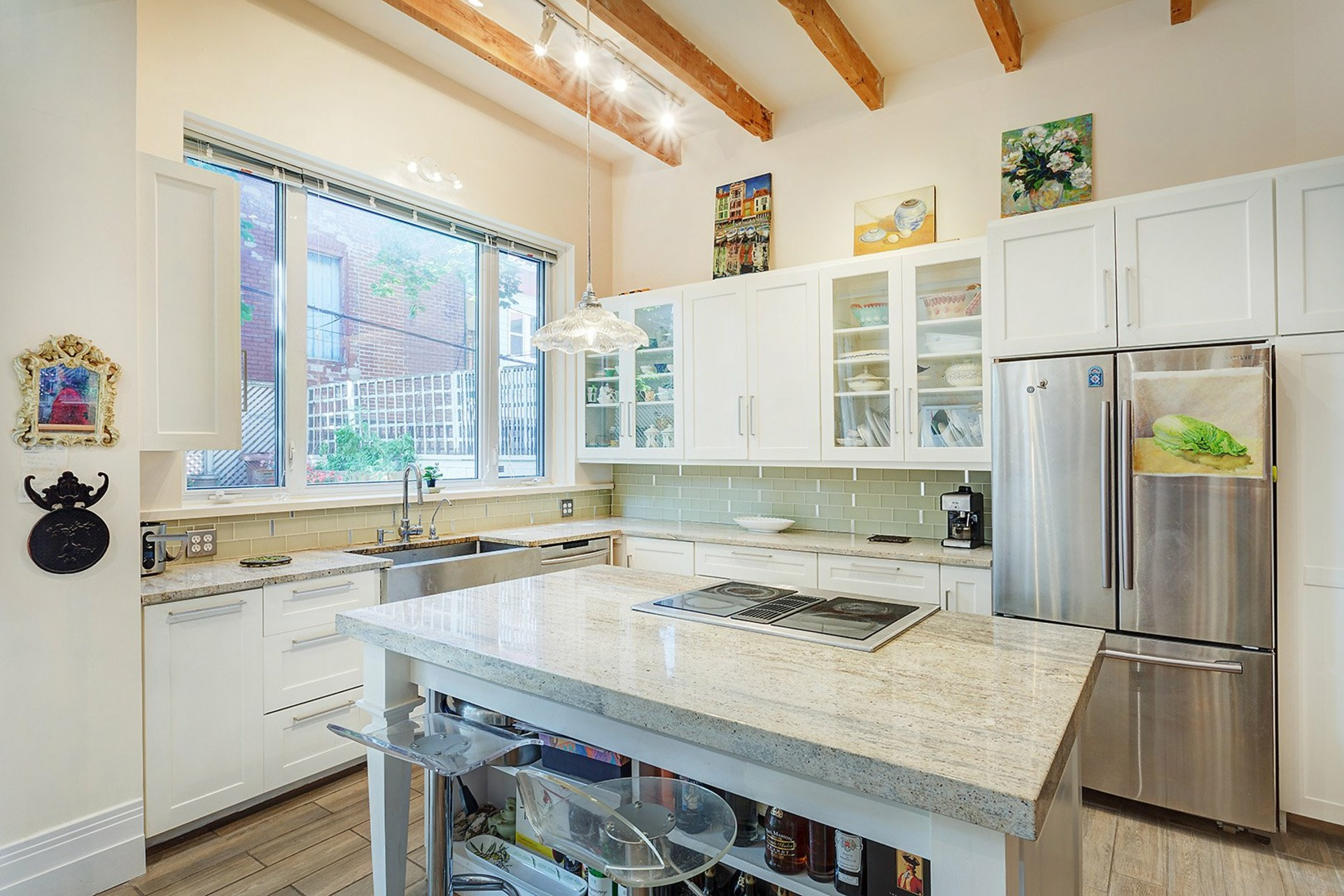 image 12 - House For sale Le Plateau-Mont-Royal Montréal  - 14 rooms