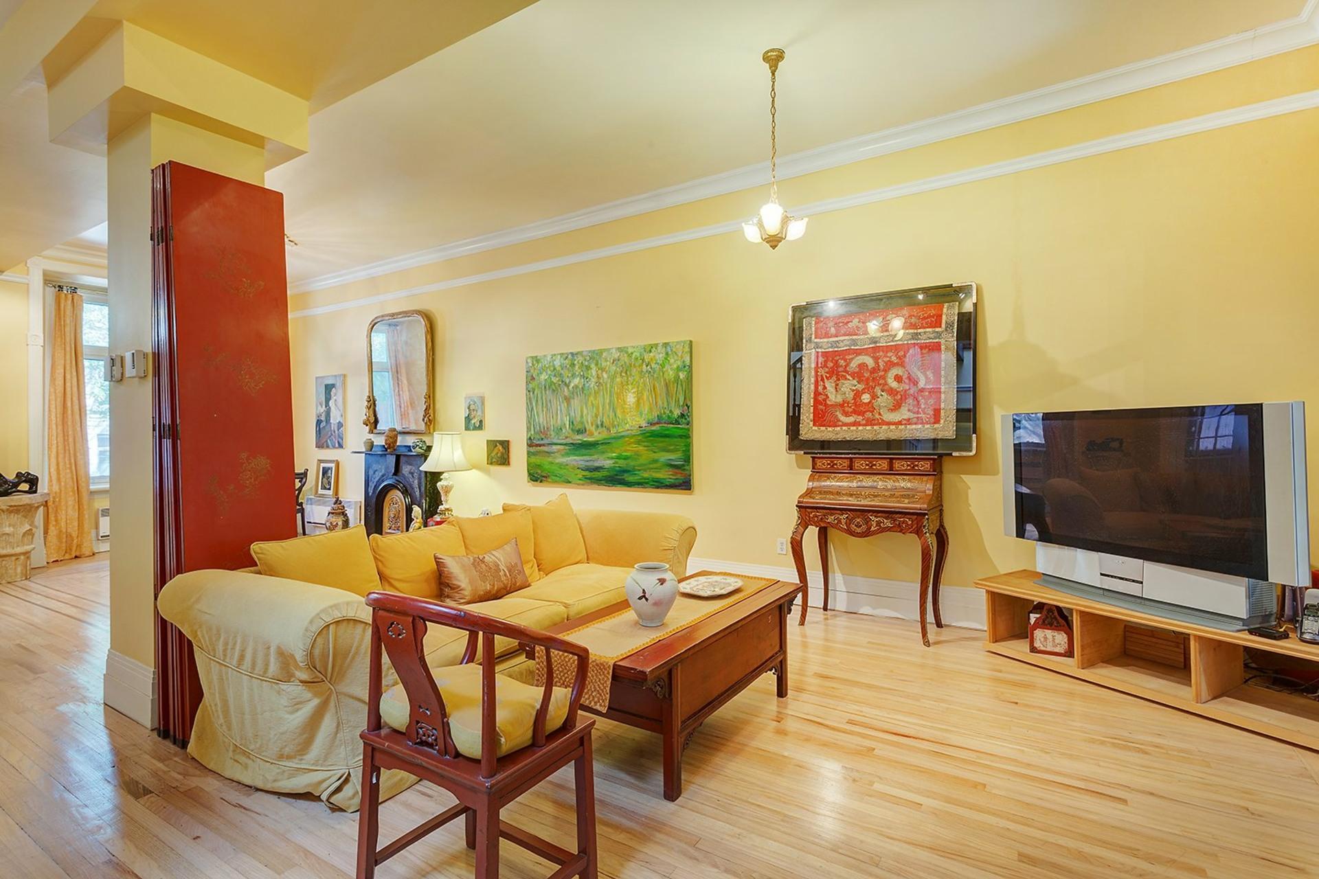 image 5 - House For sale Le Plateau-Mont-Royal Montréal  - 14 rooms