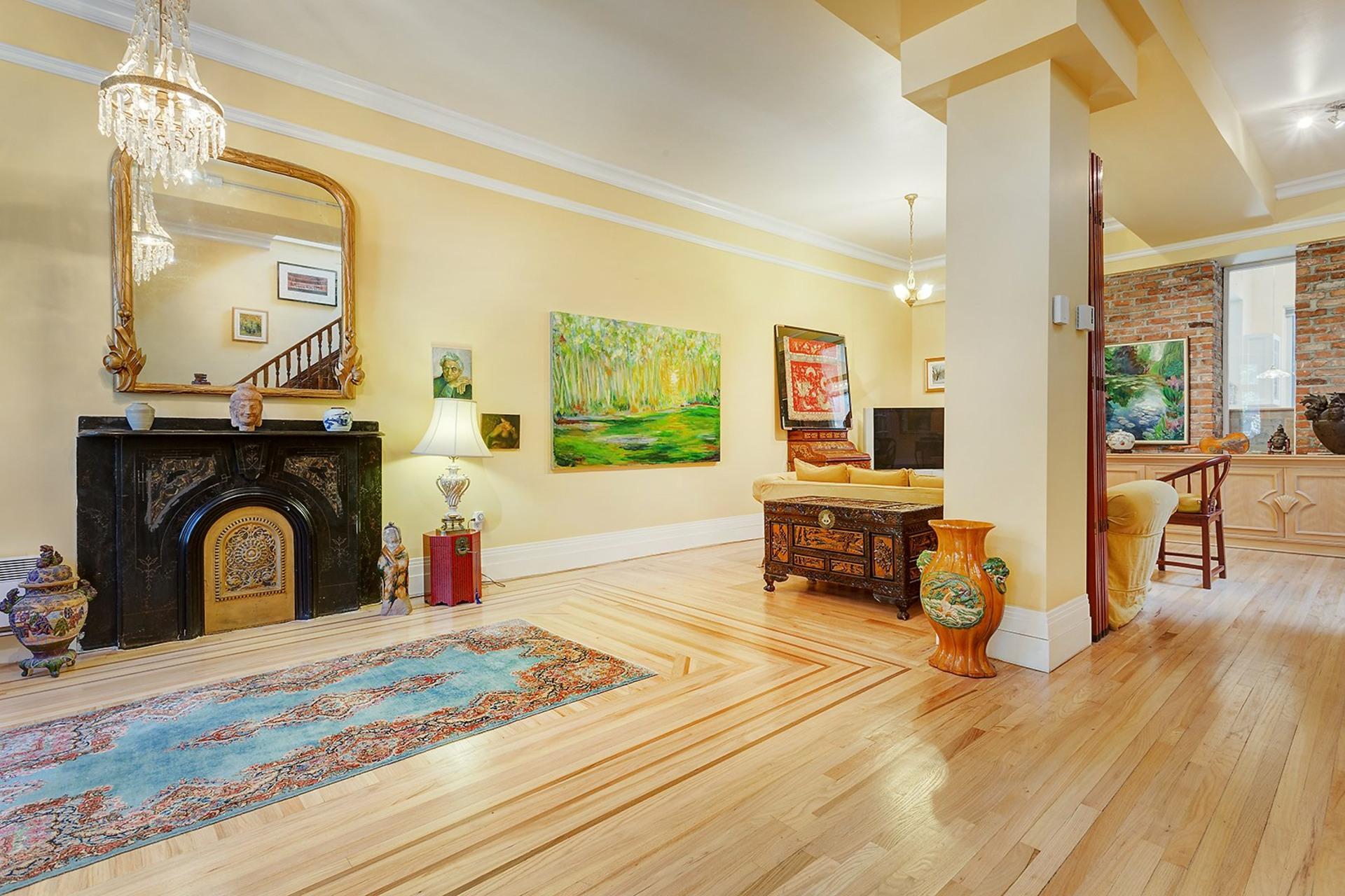 image 7 - House For sale Le Plateau-Mont-Royal Montréal  - 14 rooms