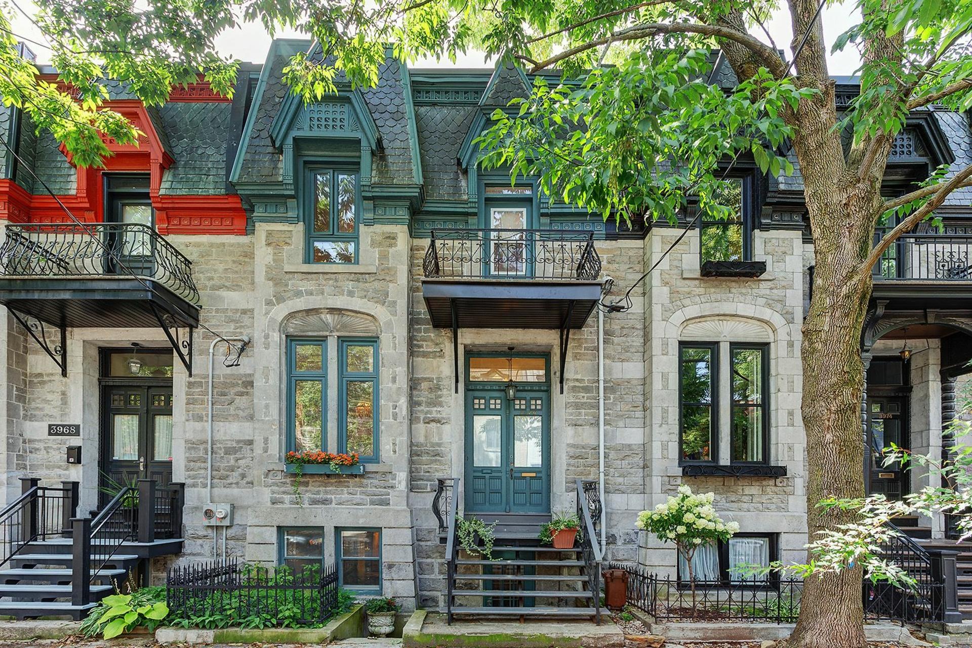 image 0 - House For sale Le Plateau-Mont-Royal Montréal  - 14 rooms