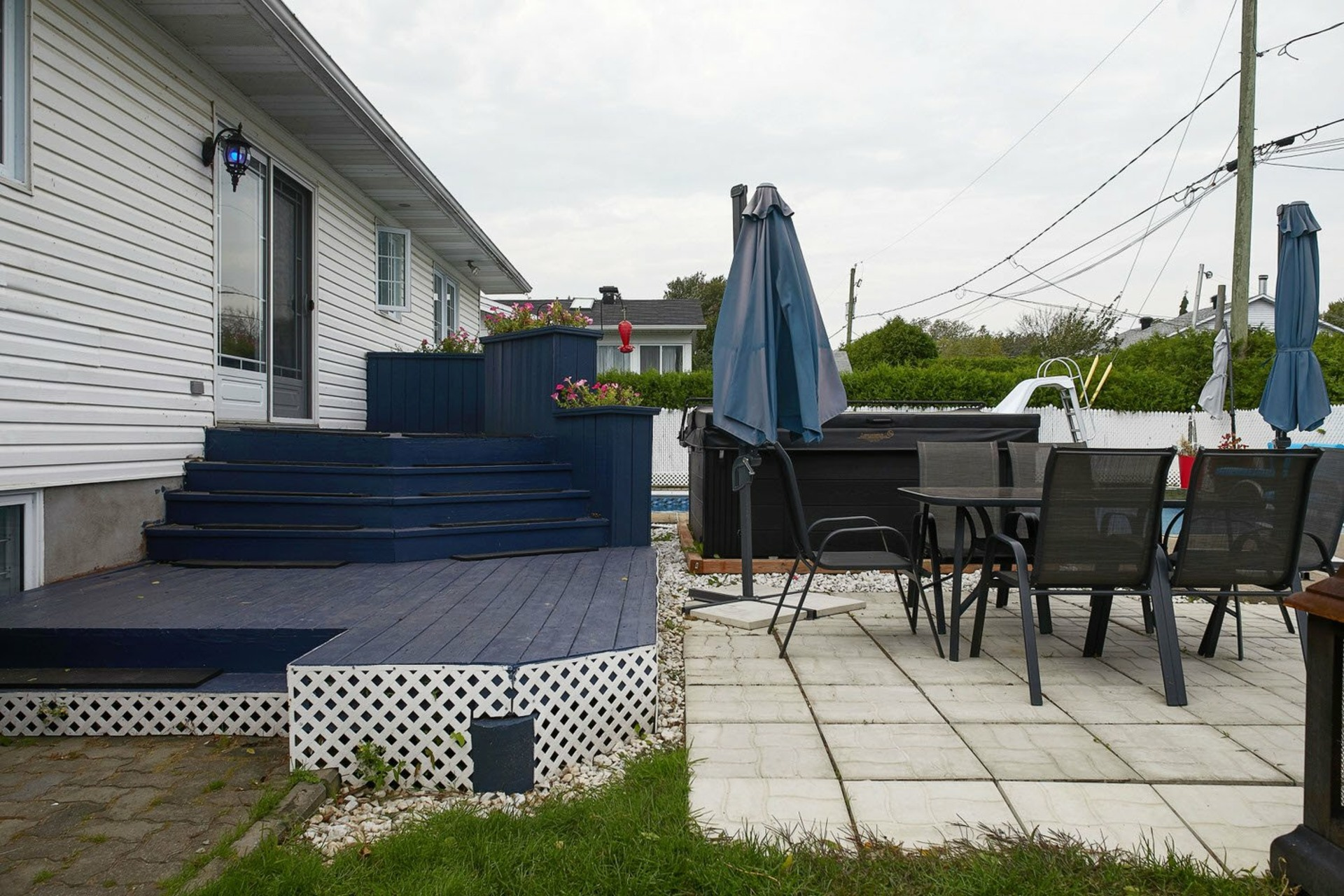 image 27 - House For sale Saint-Jean-sur-Richelieu - 7 rooms